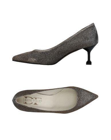 Zapatos de hombre y mujer de promoción por tiempo limitado Zapato De Salón Alexander Mcque Mujer - Salones Alexander Mcque- 11466461GG Plomo