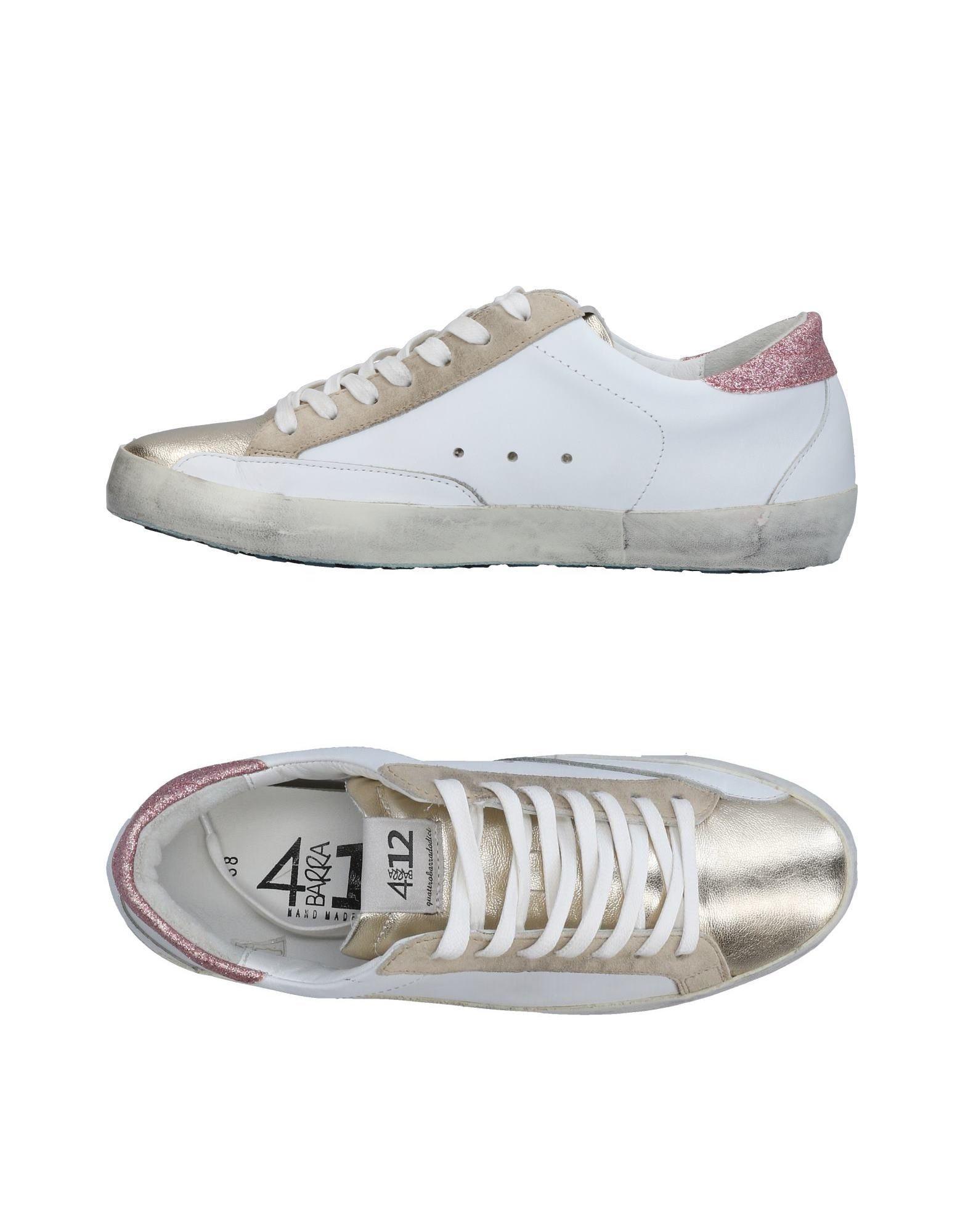 Gut um billige Schuhe zu tragenQuattrobarradodici Sneakers Damen  11459413SE