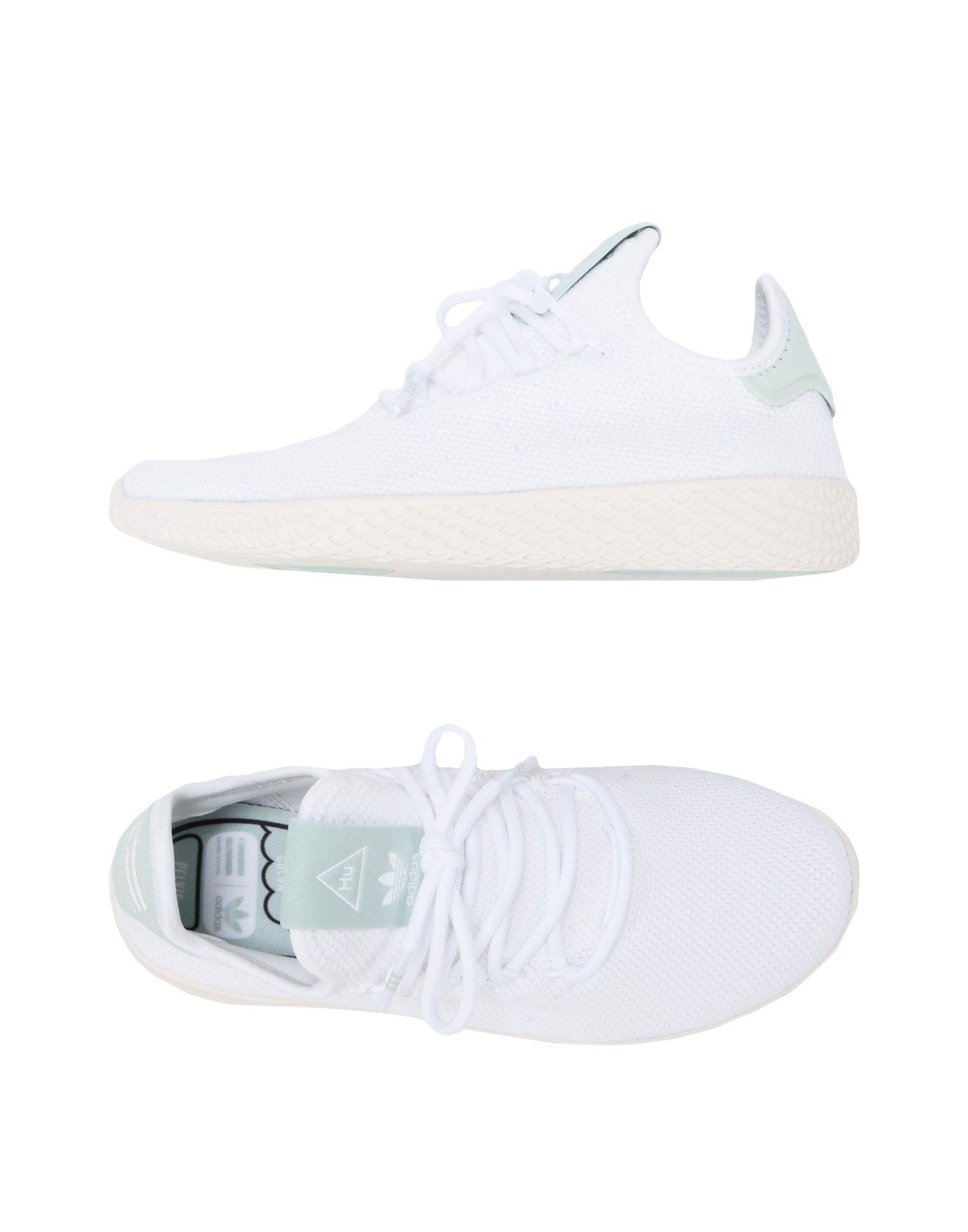 Blanco Zapatillas Adidas Originals By Pharrell Williams Williams Williams Pw Tnis Hu - Mujer - Zapatillas Adidas Originals By Pharrell Williams Recortes de precios estacionales, beneficios de descuento c99292