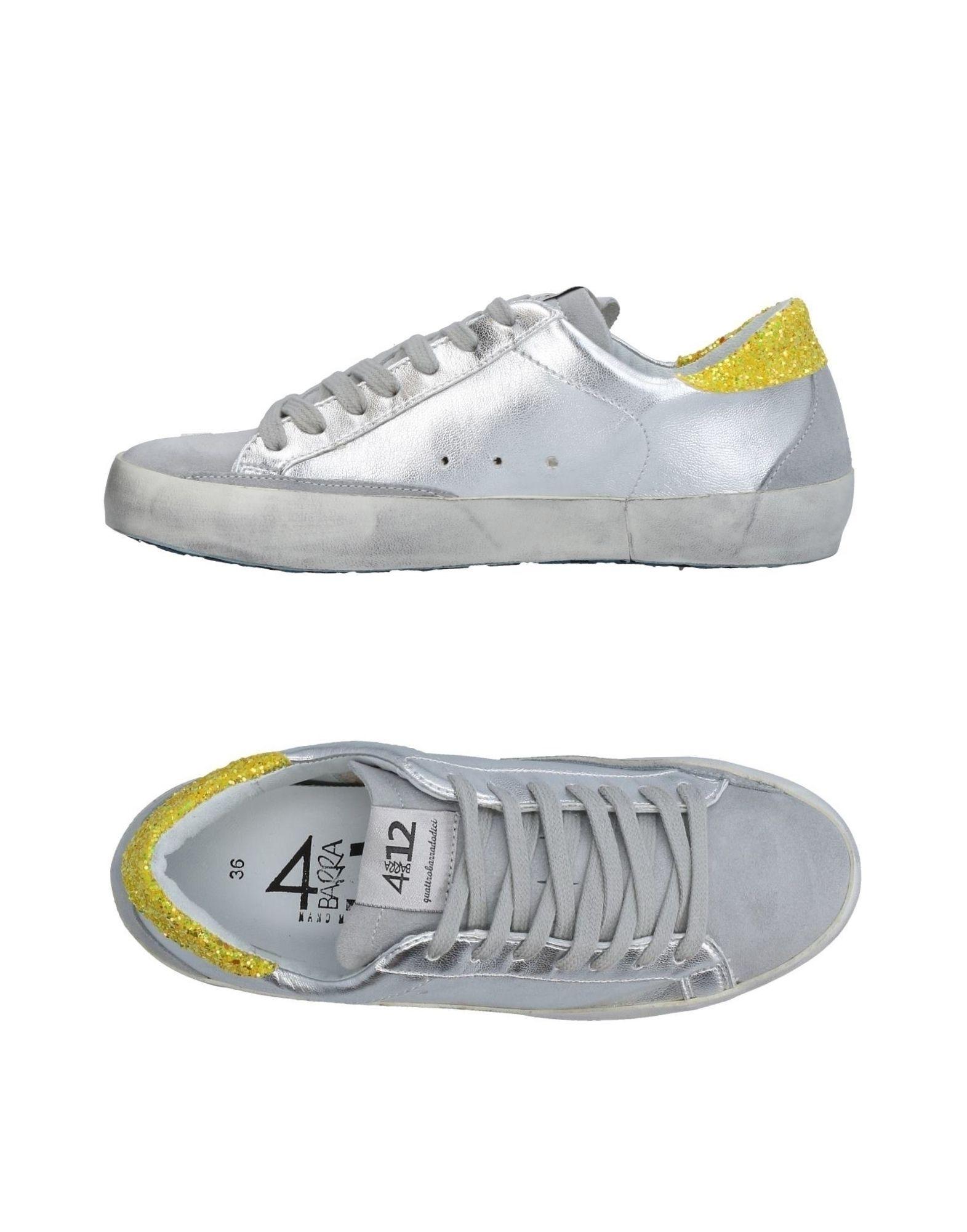 A buon mercato Sneakers Quattrobarradodici Donna - 11459485BC