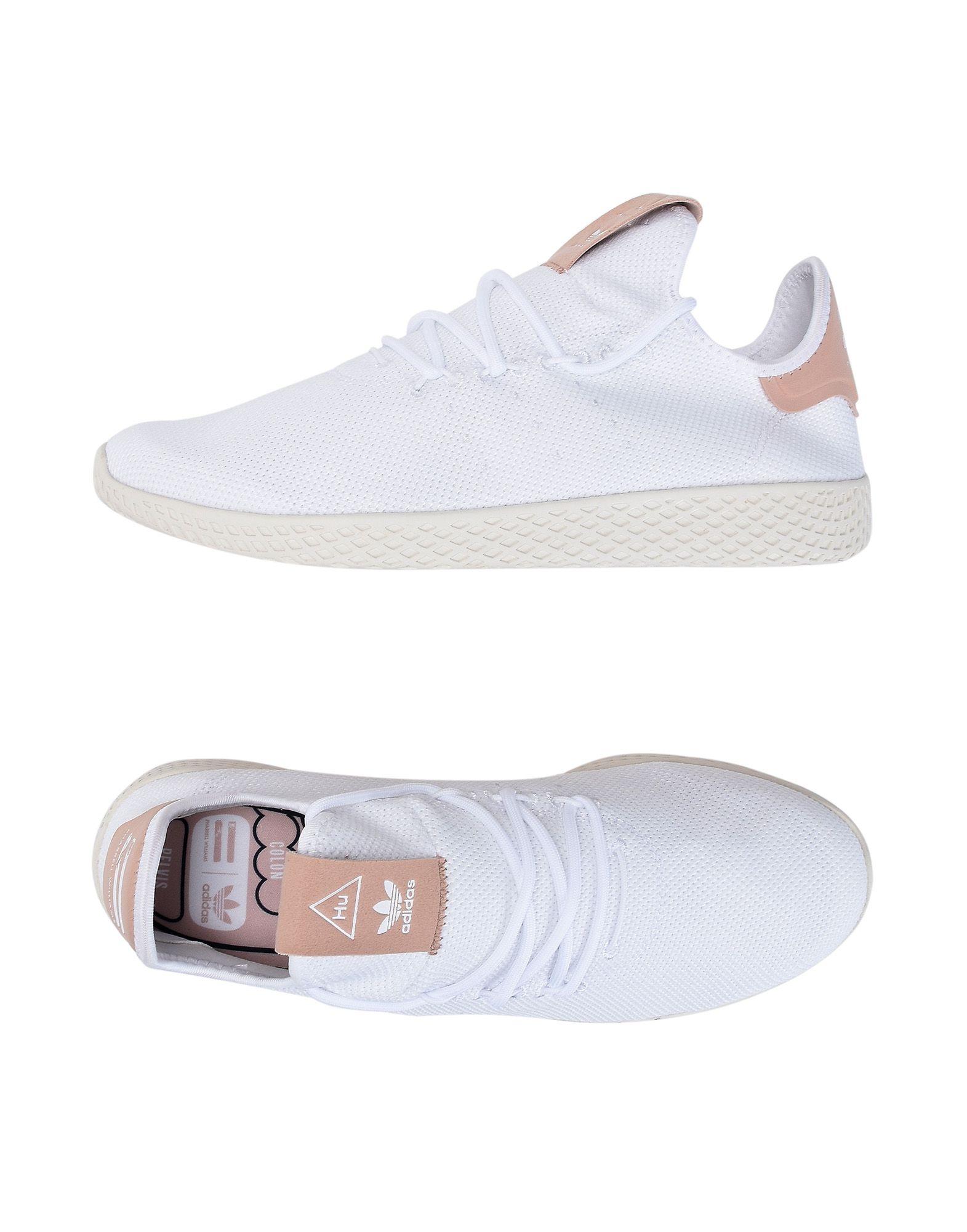 Rabatt echte Schuhe Adidas Originals By Pharrell Williams Pw Tennis Hu  11459494OF
