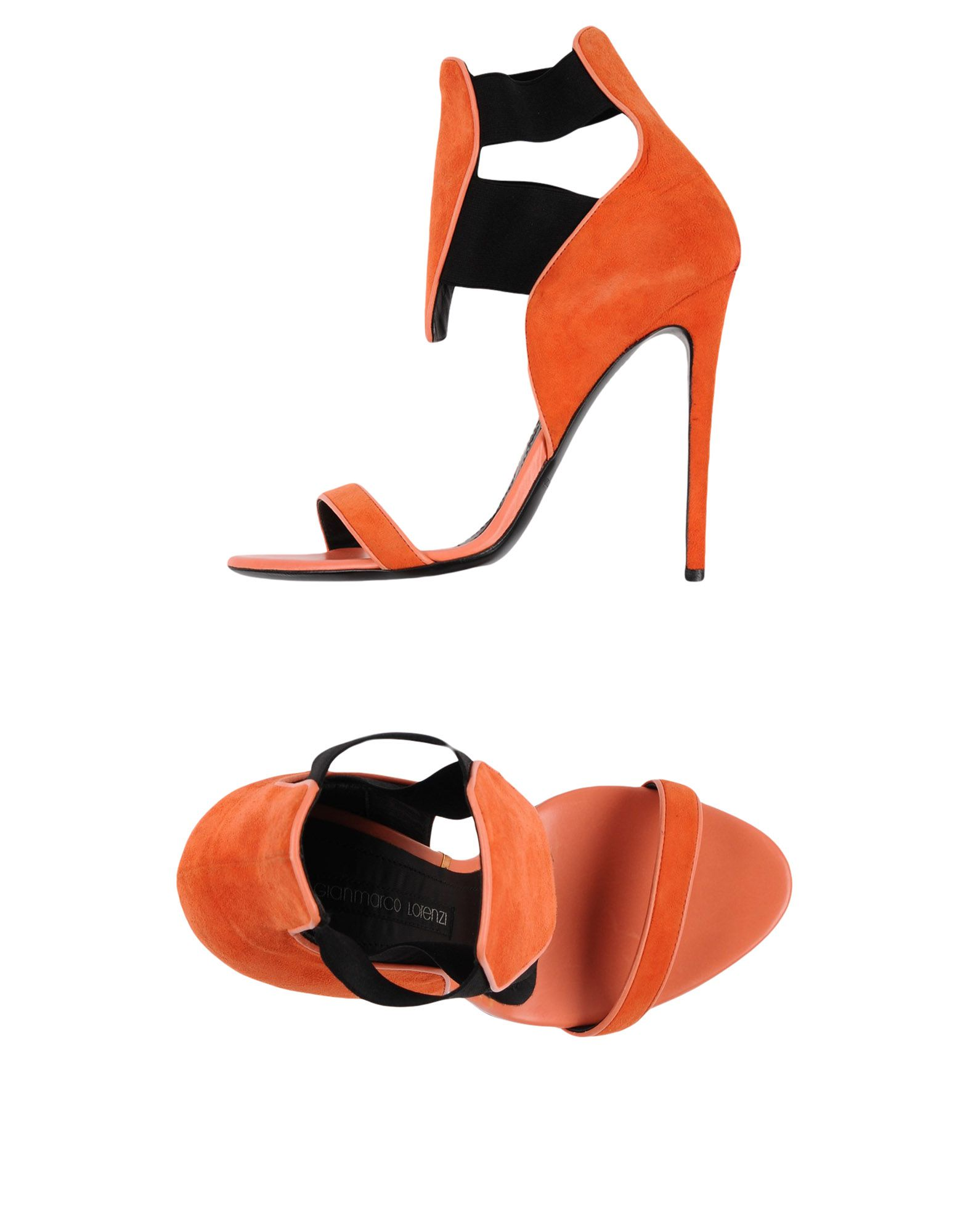 Gianmarco Lorenzi Women Sandals - Women Lorenzi Gianmarco Lorenzi Sandals online on  Australia - 11459501IS 05feed