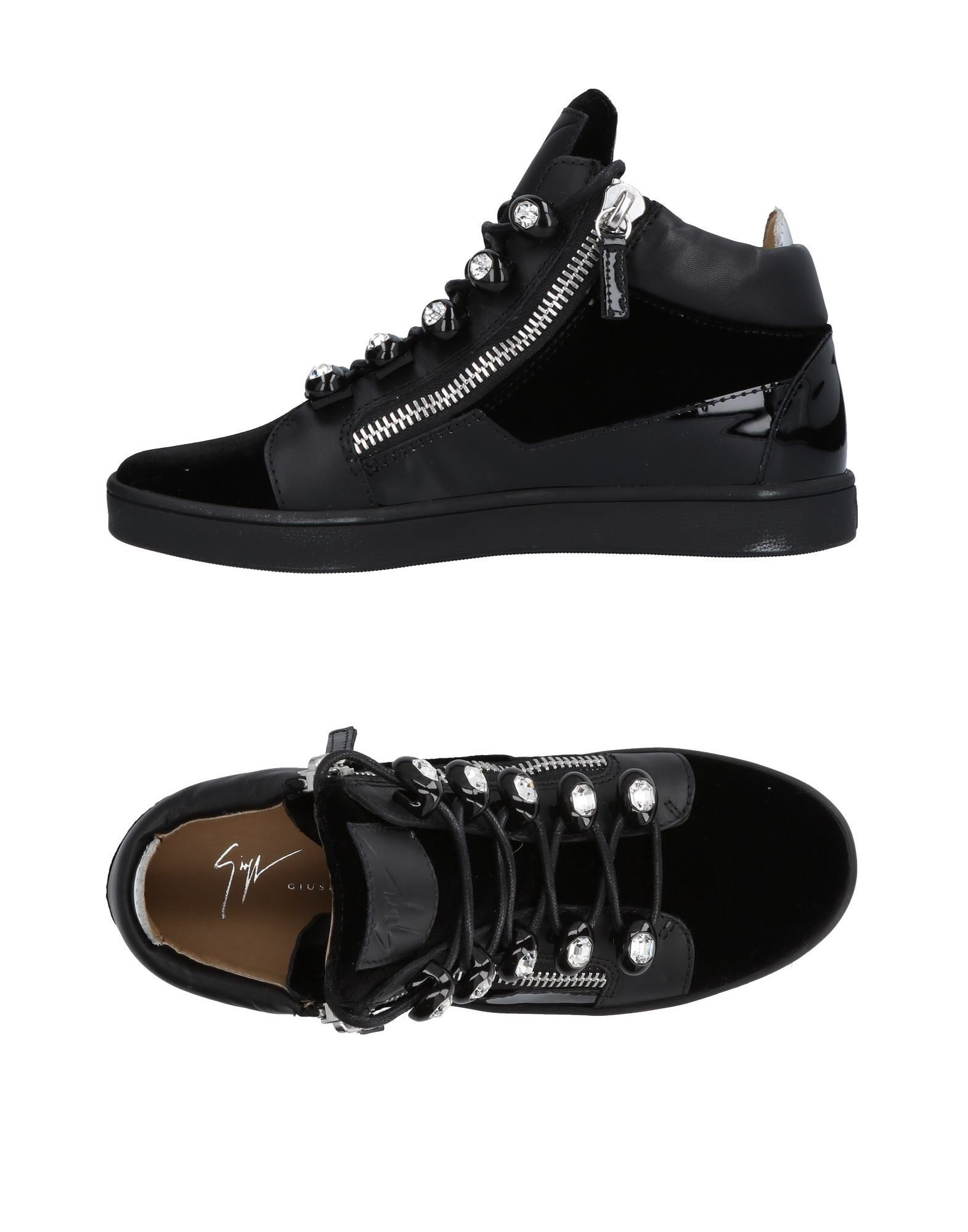 Giuseppe Zanotti Zanotti Sneakers - Women Giuseppe Zanotti Zanotti Sneakers online on  Canada - 11459557TW a89595