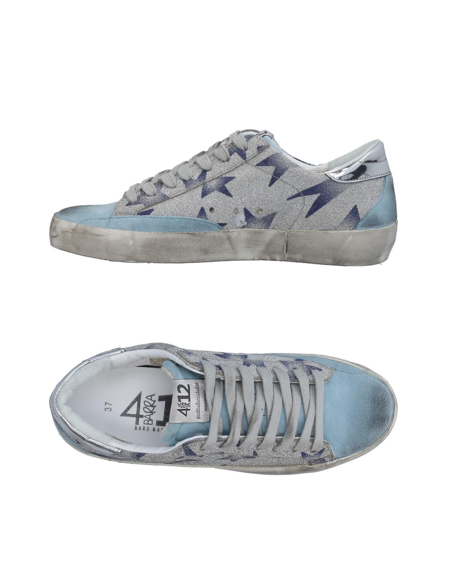 Quattrobarradodici Sneakers Damen  11459571OH Gute Qualität beliebte Schuhe