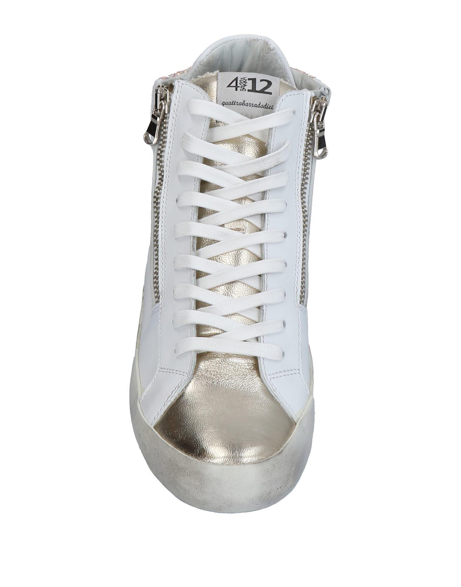 Gut um Sneakers billige Schuhe zu tragenQuattrobarradodici Sneakers um Damen  11459579HR c6d7ca