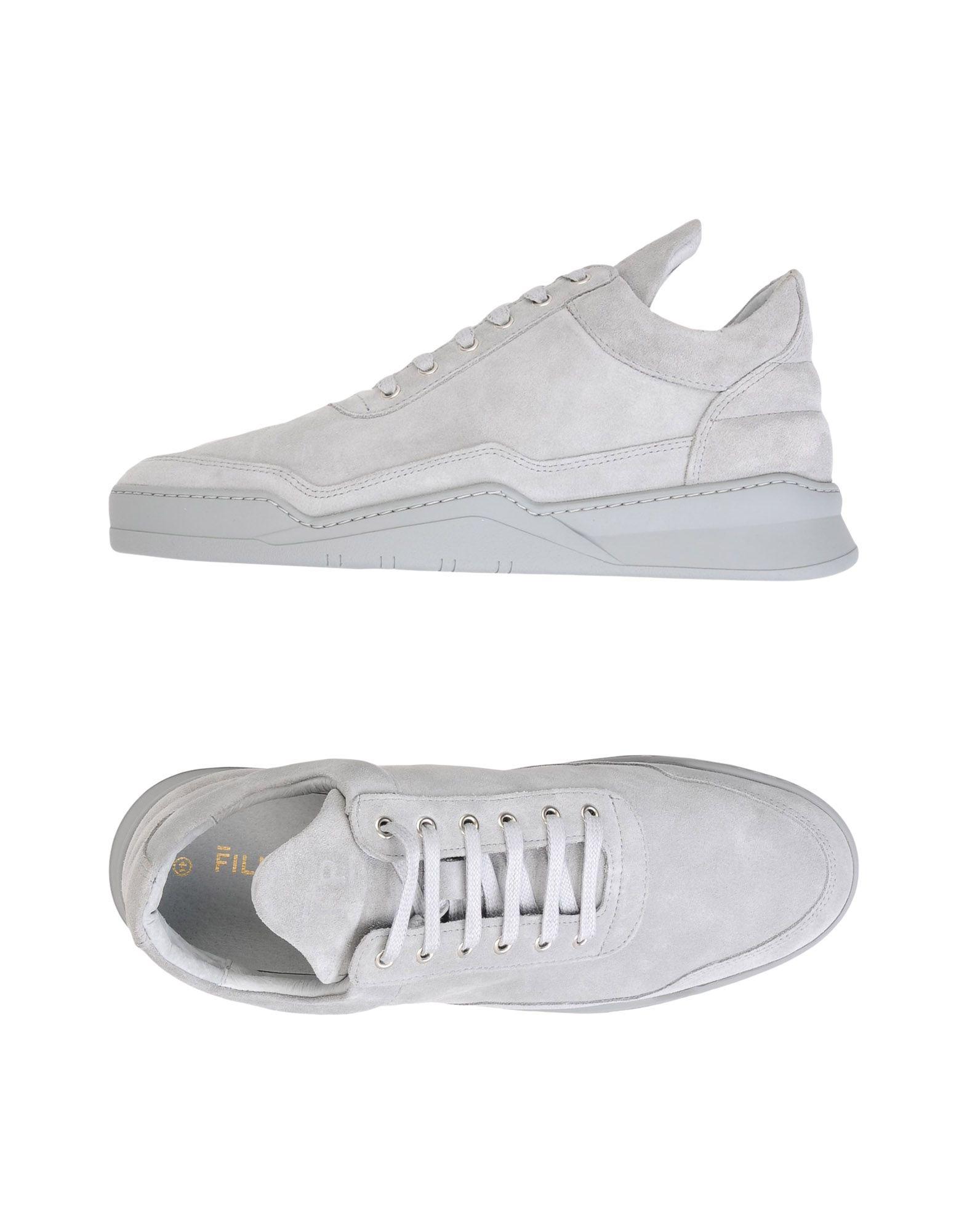 Sneakers Filling Pieces Homme - Sneakers Filling Pieces  Gris Dernières chaussures discount pour hommes et femmes