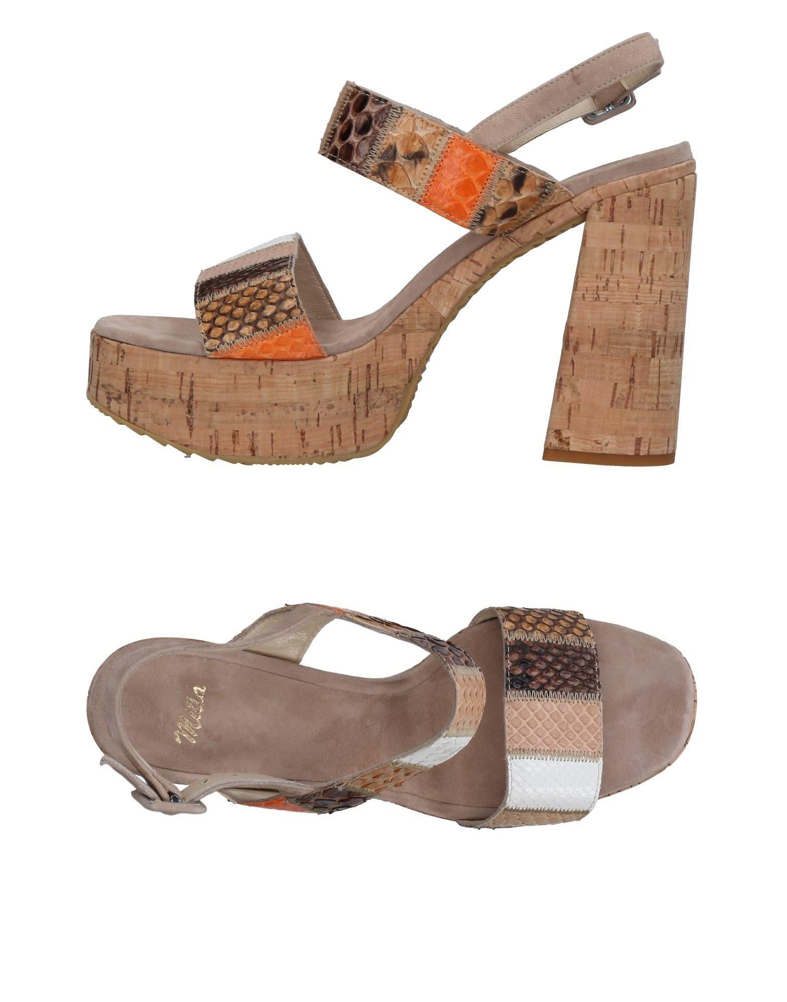 Millà Sandals - Women  Millà Sandals online on  Women United Kingdom - 11459638FN 4f35c5