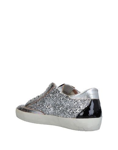Quattrobarradodici Sneakers Donna Scarpe Argento