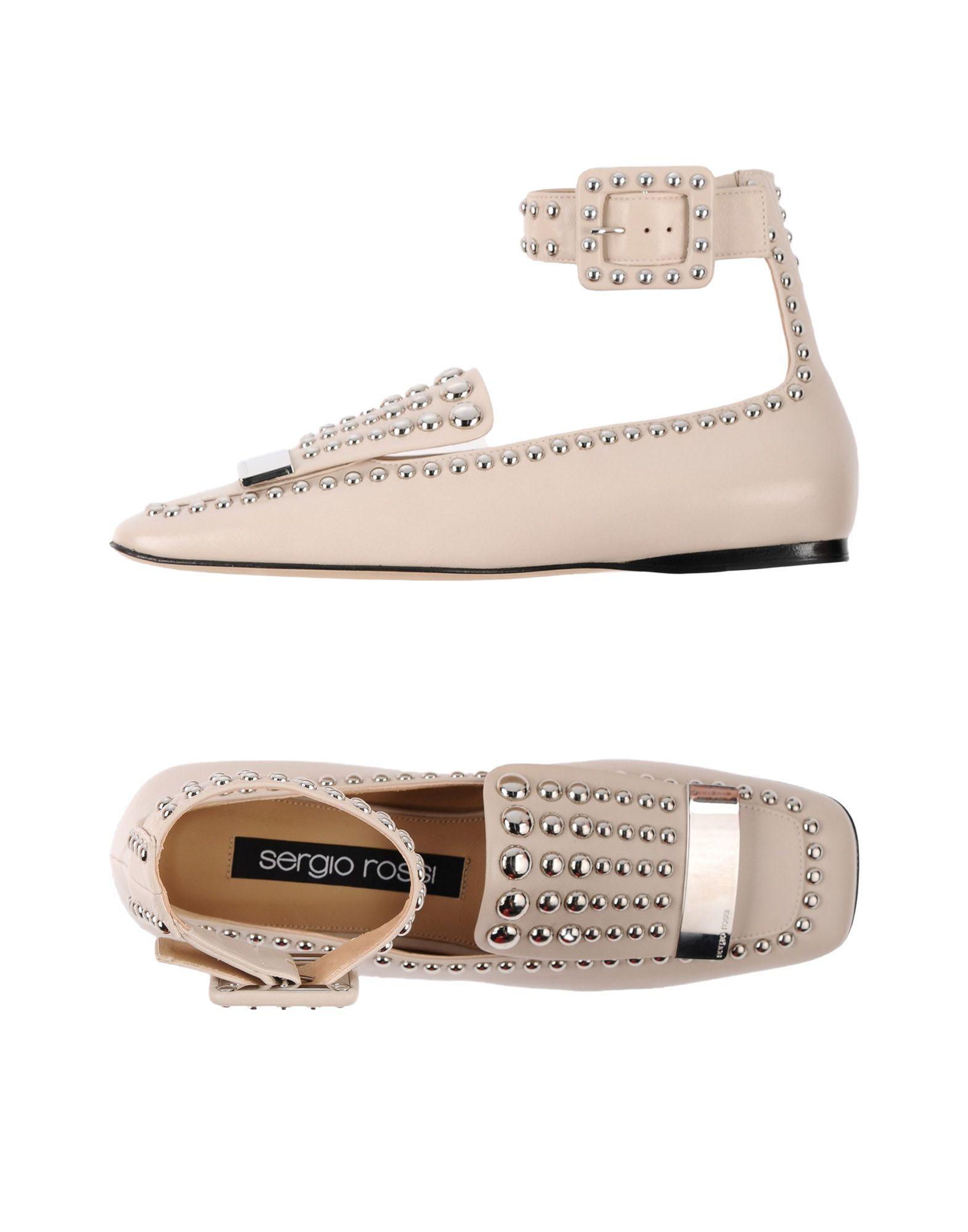 Sergio Rossi Mokassins Damen Neue  11459676EO Neue Damen Schuhe 4f5326
