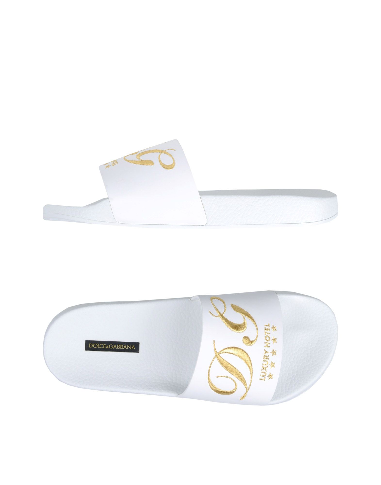 Ciabatte Dolce & Gabbana Uomo - 11459716ER