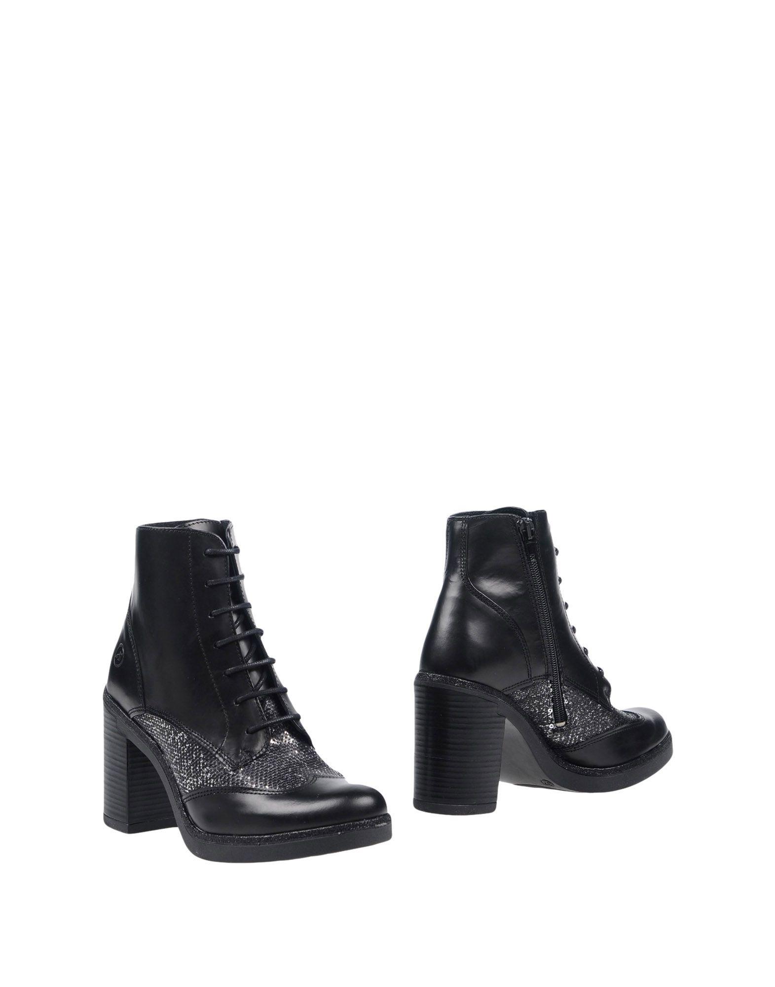 Bottine Bronx Femme - Bottines Bronx Noir Meilleur modèle de vente