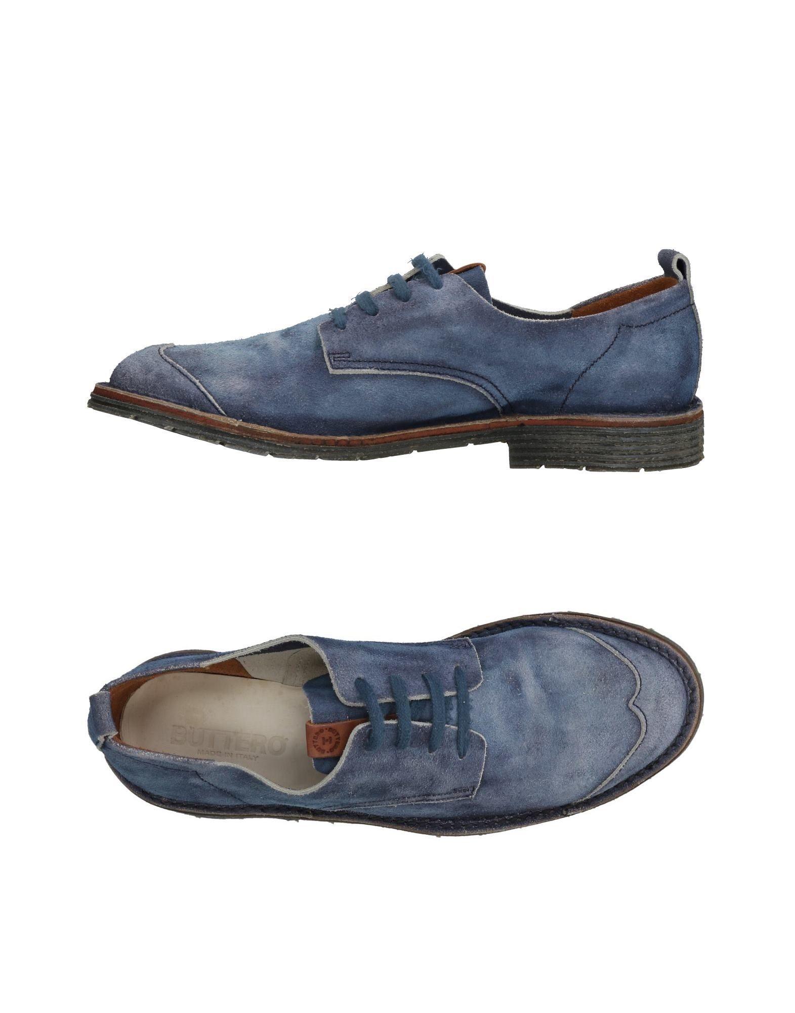 Buttero® Schnürschuhe Herren  11459719PS Gute Qualität beliebte Schuhe