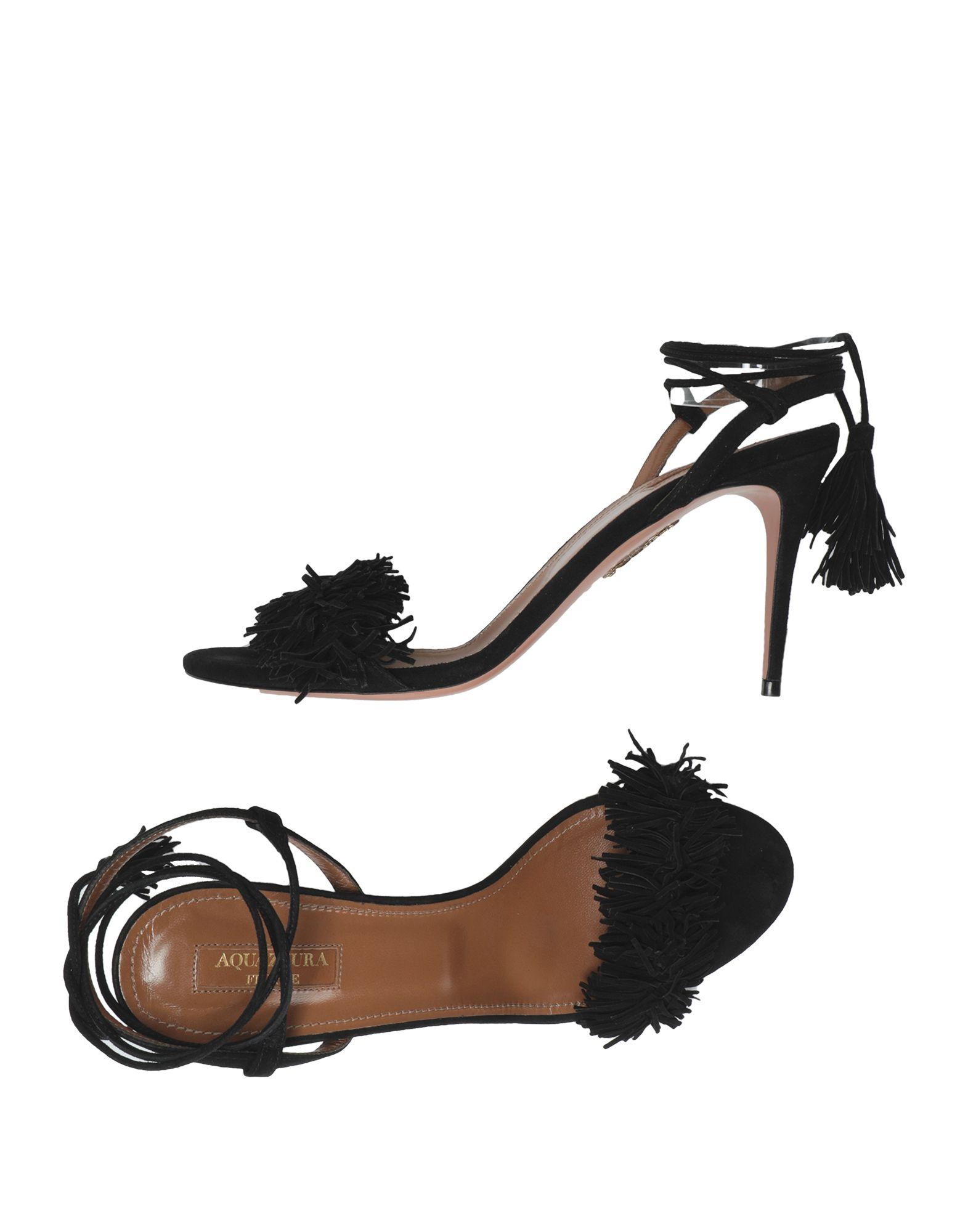 Aquazzura Sandals - Women Aquazzura Sandals - online on  Canada - Sandals 11459726FU 27a4c0