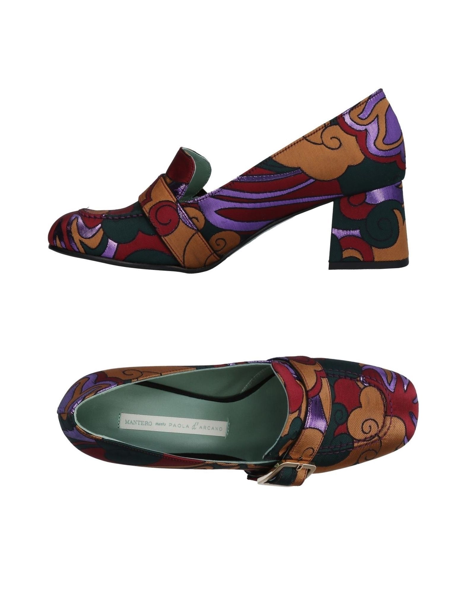 Paola D'arcano Loafers - online Women Paola D'arcano Loafers online - on  Australia - 11459823VK c31497