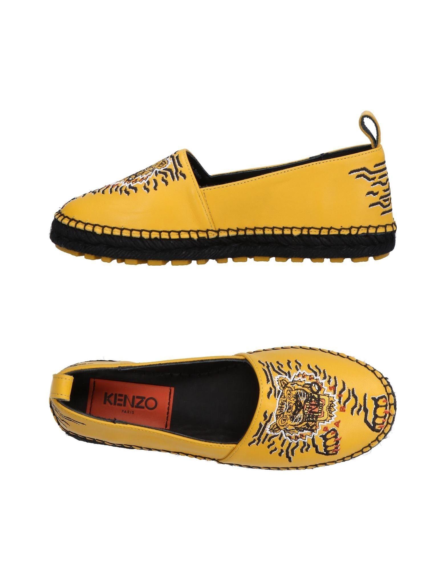 Stilvolle Damen billige Schuhe Kenzo Espadrilles Damen Stilvolle  11459838NR f17738