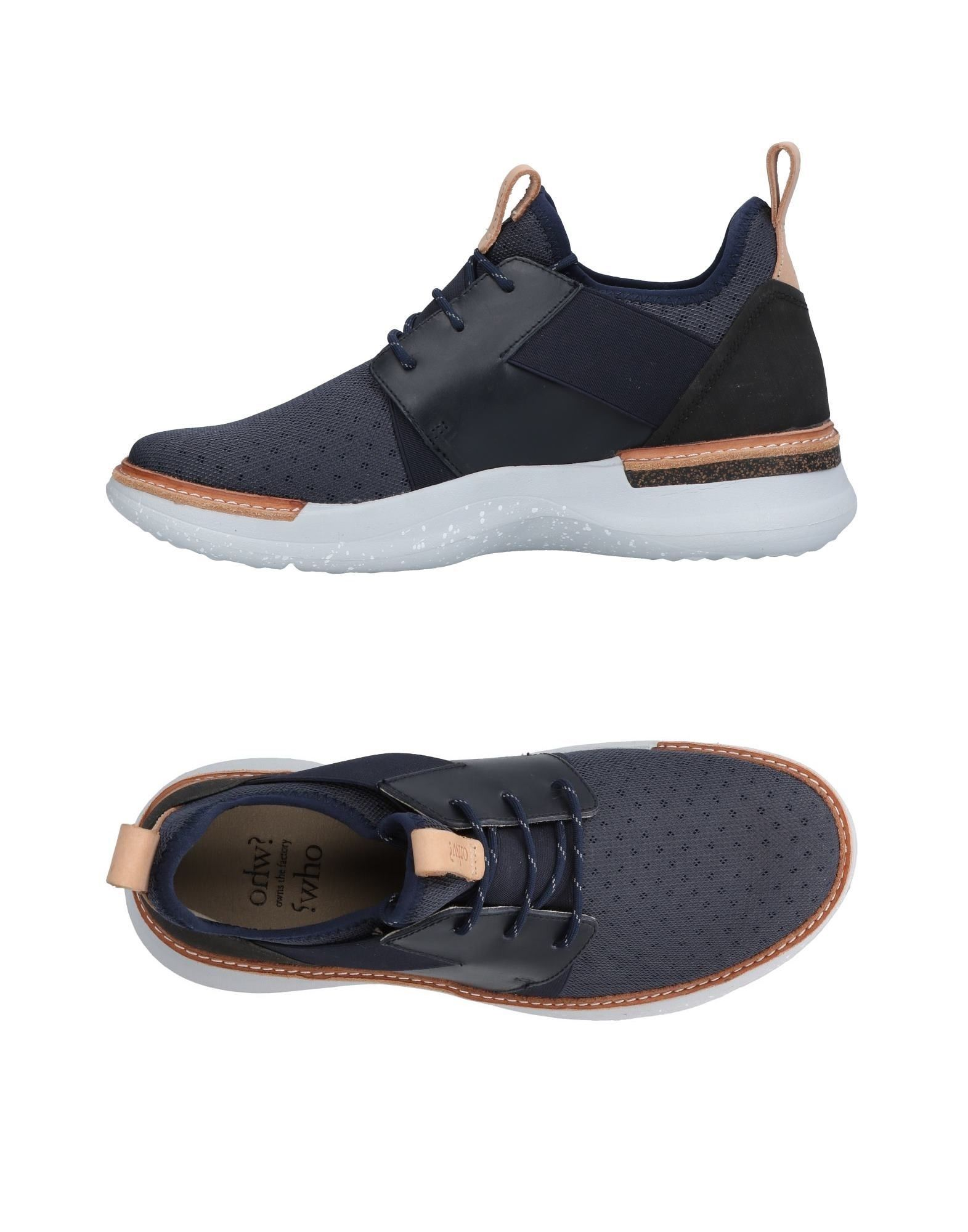 Sneakers Ohw? Homme - Sneakers Ohw?  Bleu foncé Dédouanement saisonnier