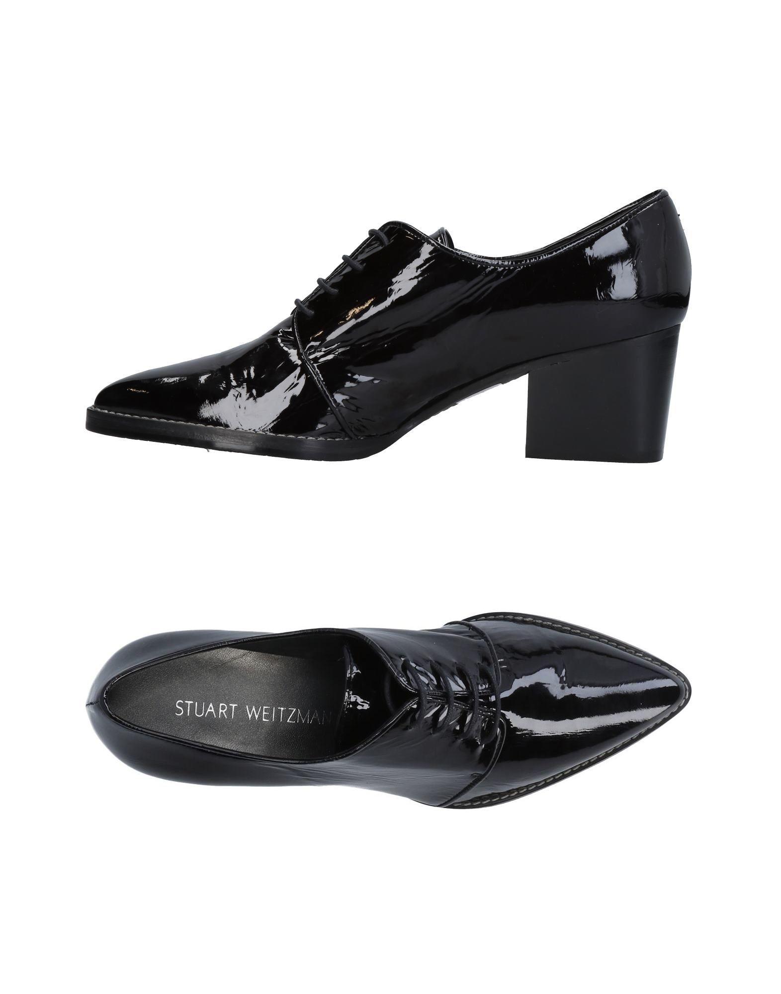 Stuart Weitzman Schnürschuhe Damen aussehende  11459859HDGünstige gut aussehende Damen Schuhe 7efe87