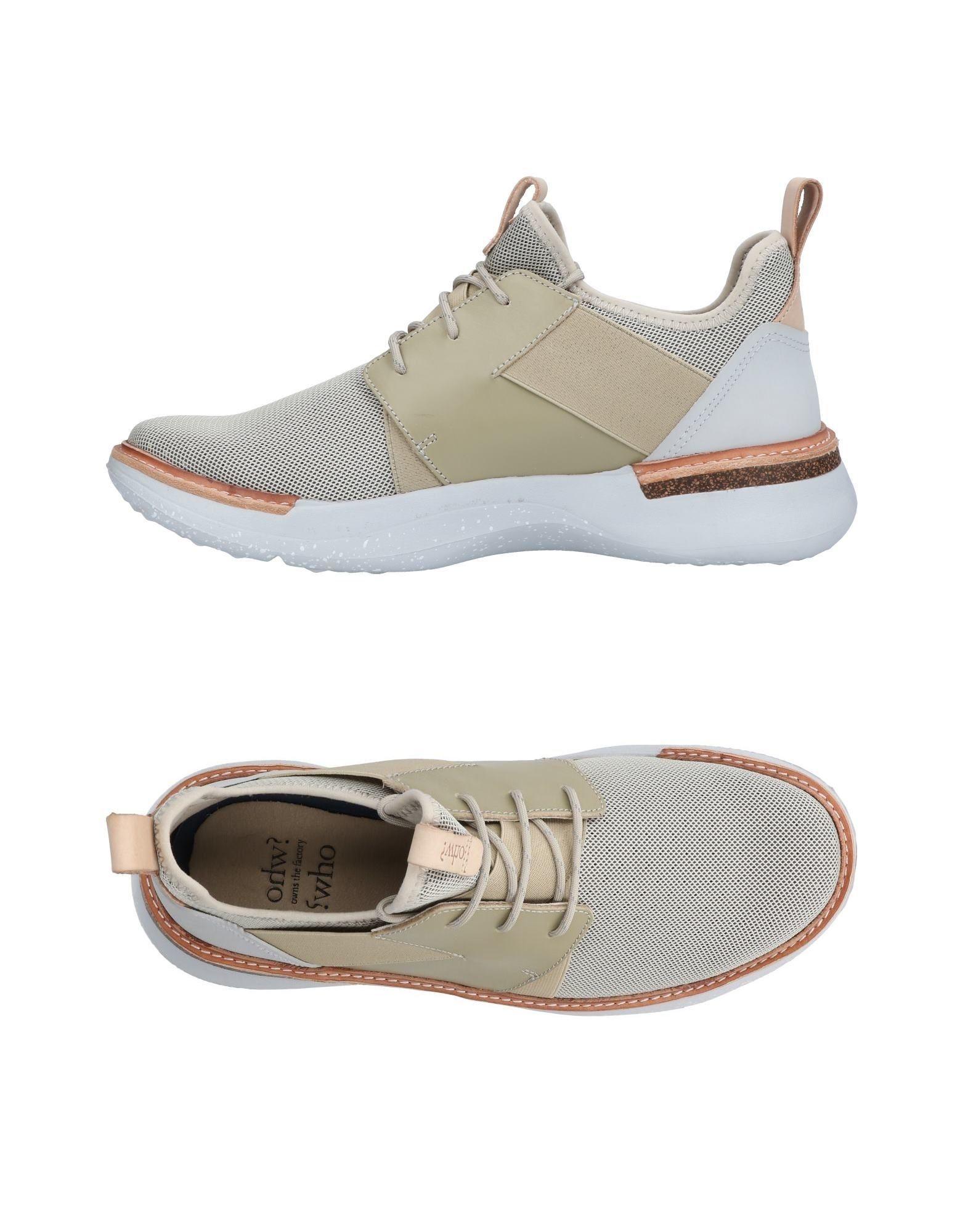 Rabatt echte Schuhe Ohw  Sneakers Herren  11459865KV