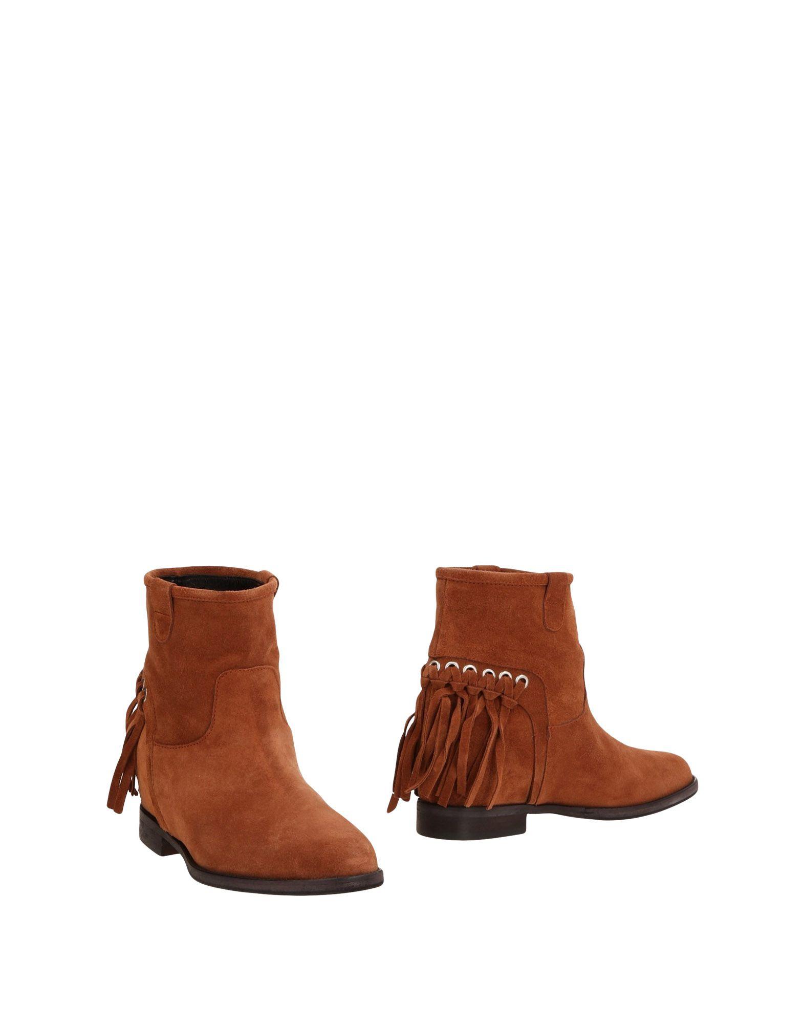 Stilvolle billige Schuhe Tolin Venezia Stiefelette Damen  11459886QG