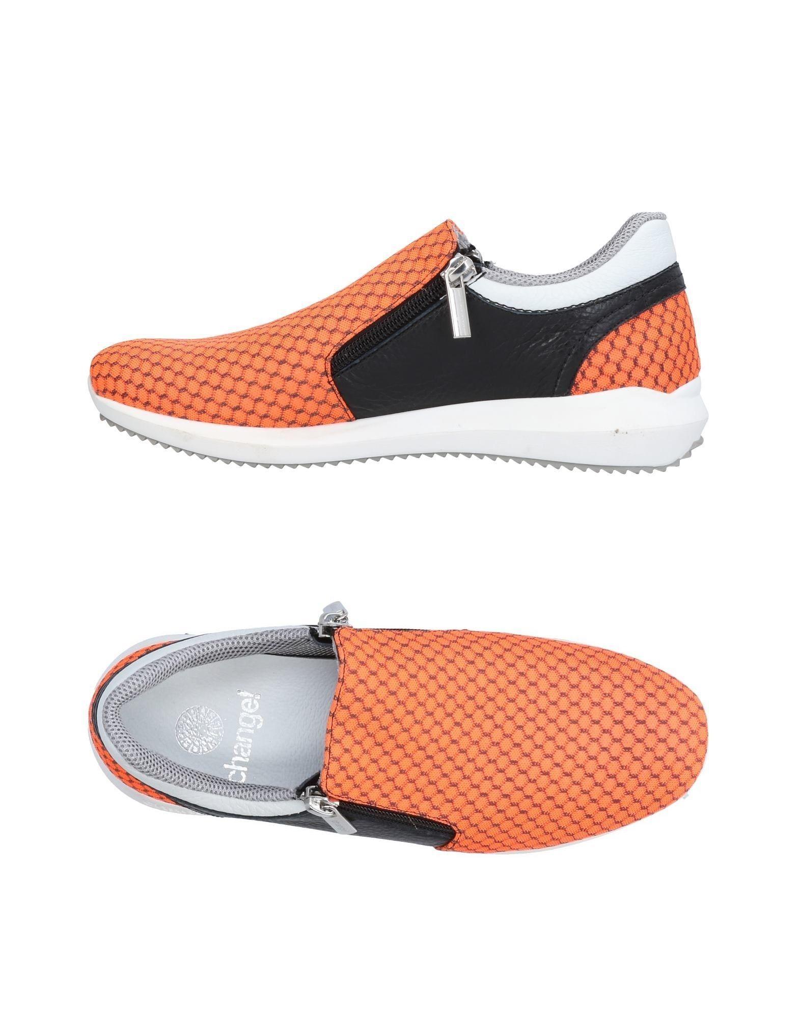 Günstige und modische Schuhe Change Sneakers Damen  11459912JS