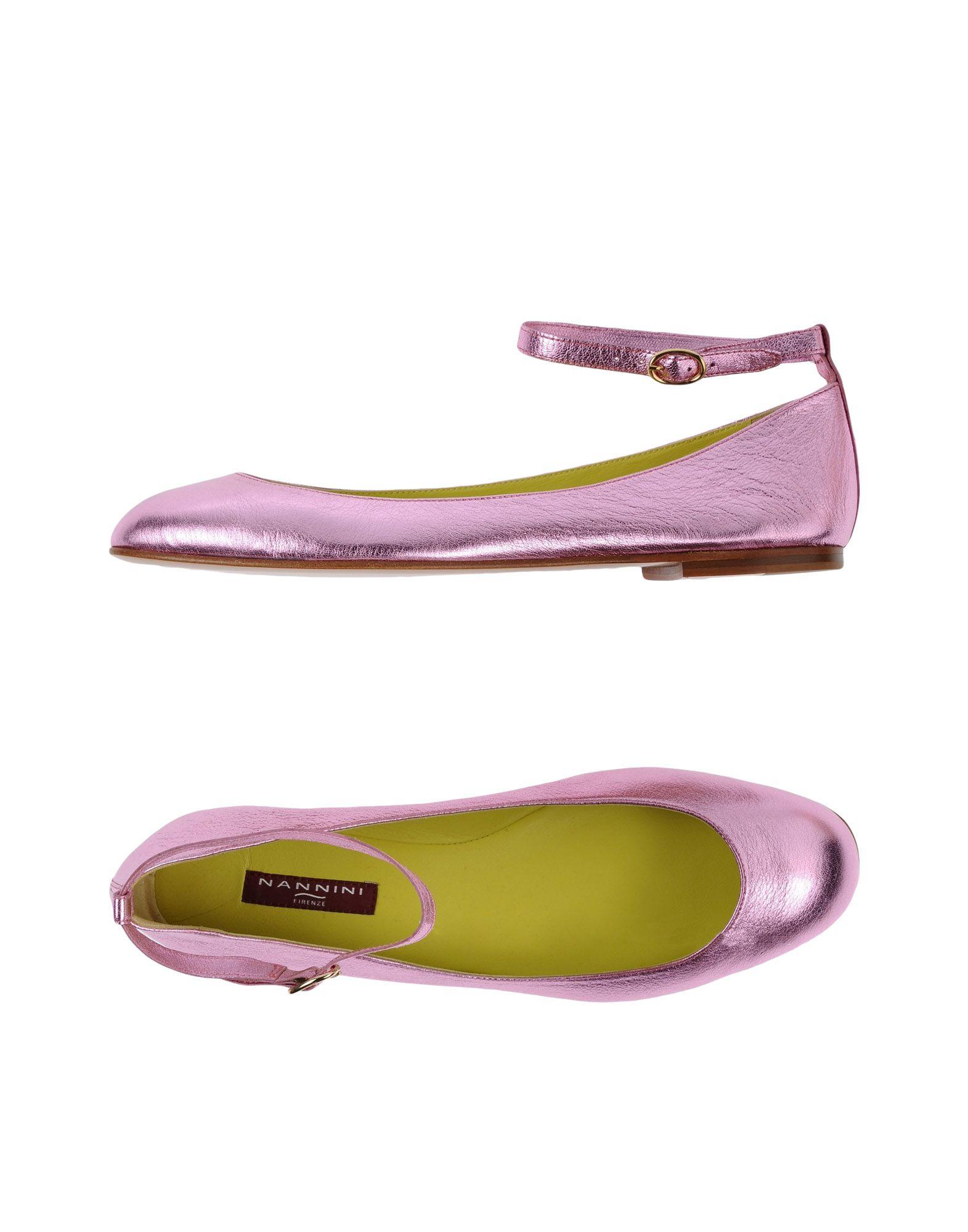 Nannini Nannini Nannini Ballerinas Damen  11459963PG Gute Qualität beliebte Schuhe e911bc