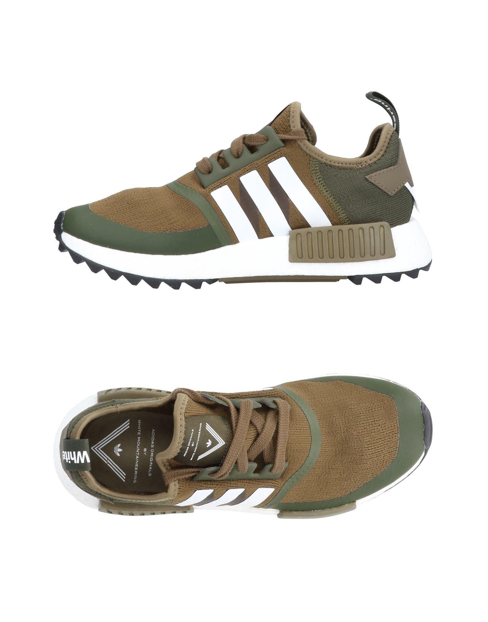 Rabatt echte Schuhe Adidas Originals By White Mountaineering Sneakers Herren  11459969QC