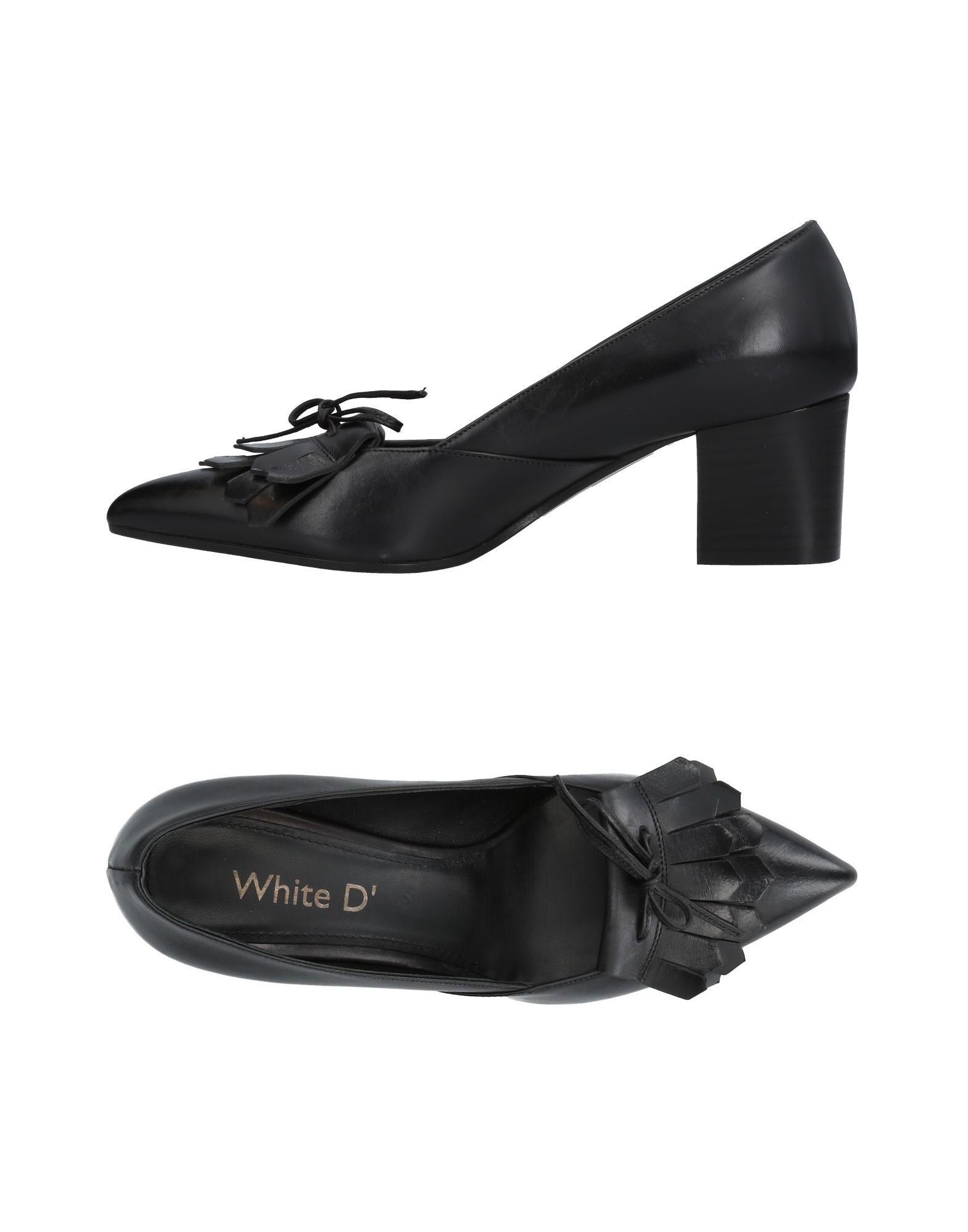 White D' Pumps Qualität Damen  11459983RE Gute Qualität Pumps beliebte Schuhe b98fc2