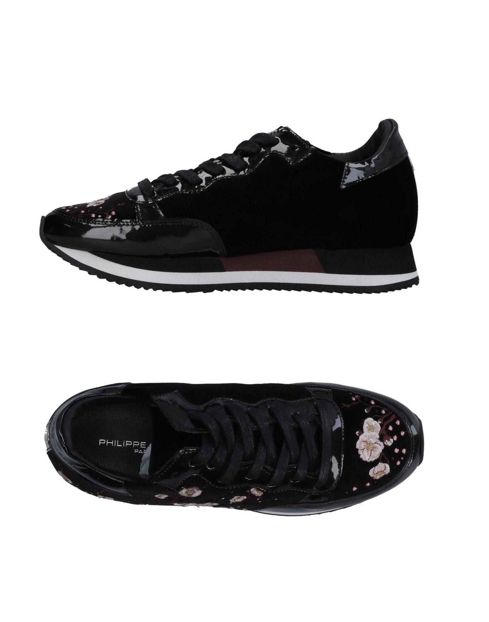 Rabatt Schuhe Philippe Model Sneakers 11460127BR Damen  11460127BR Sneakers c540fc