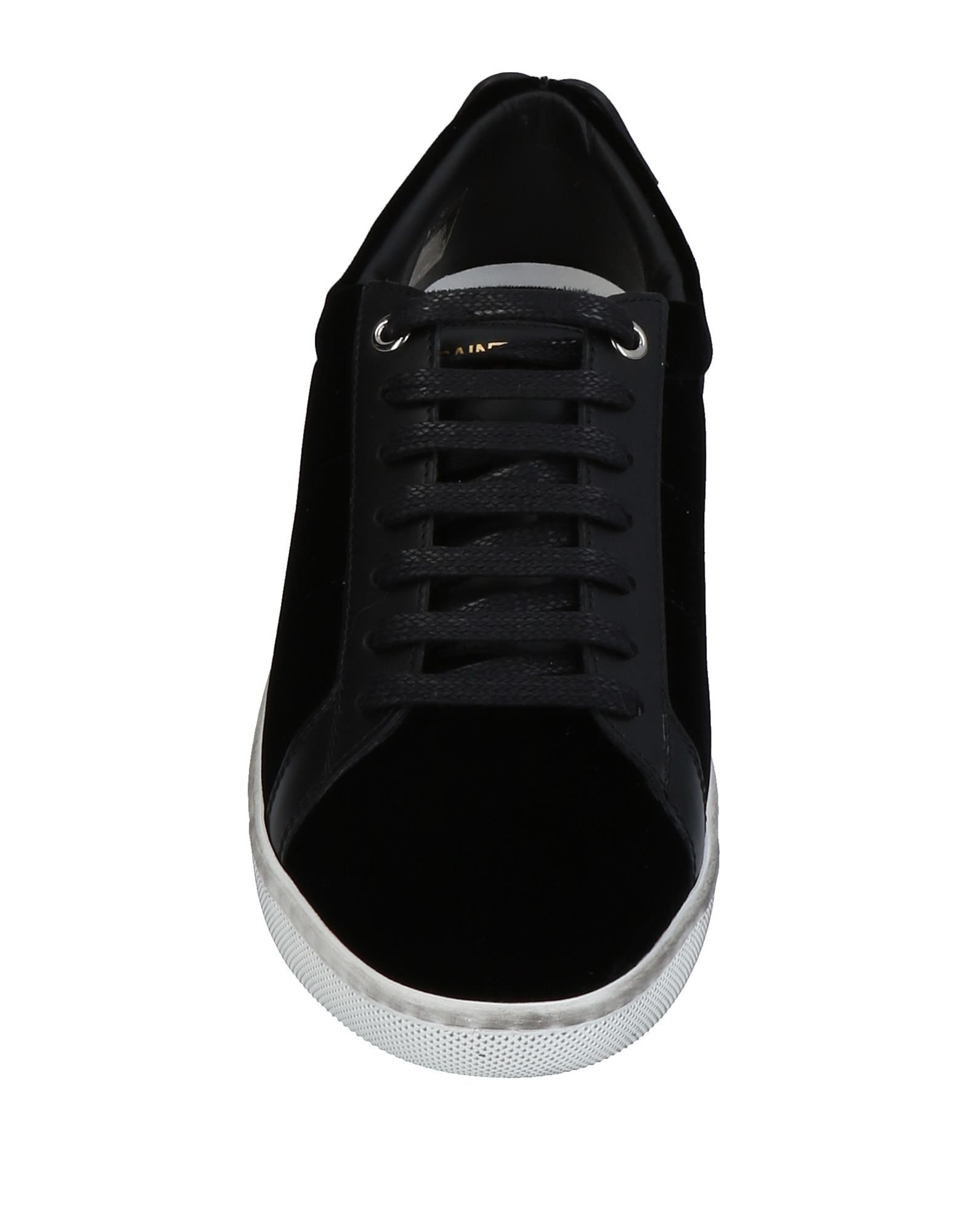 Saint Laurent Sneakers aussehende Damen  11460133HRGünstige gut aussehende Sneakers Schuhe 873c3b