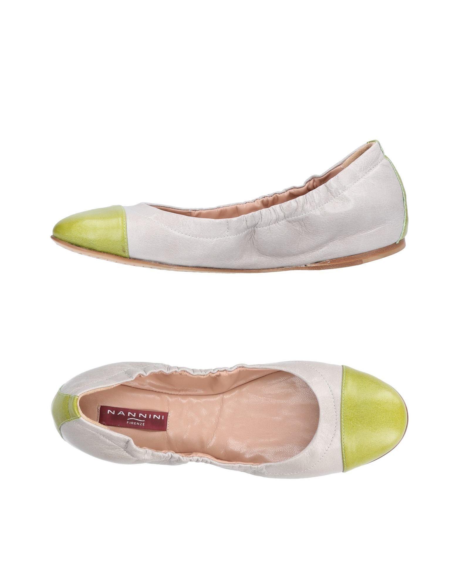Nannini Ballerinas Damen  beliebte 11460138KK Gute Qualität beliebte  Schuhe f929df