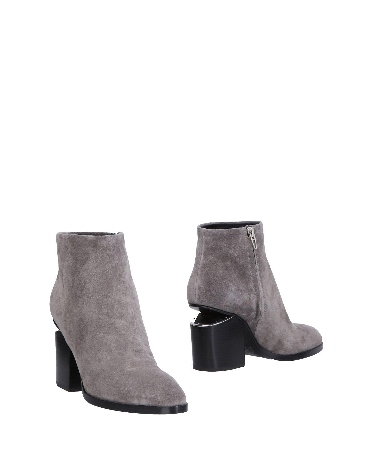 Alexander Wang Stiefelette aussehende Damen  11460152JSGünstige gut aussehende Stiefelette Schuhe 836e0d