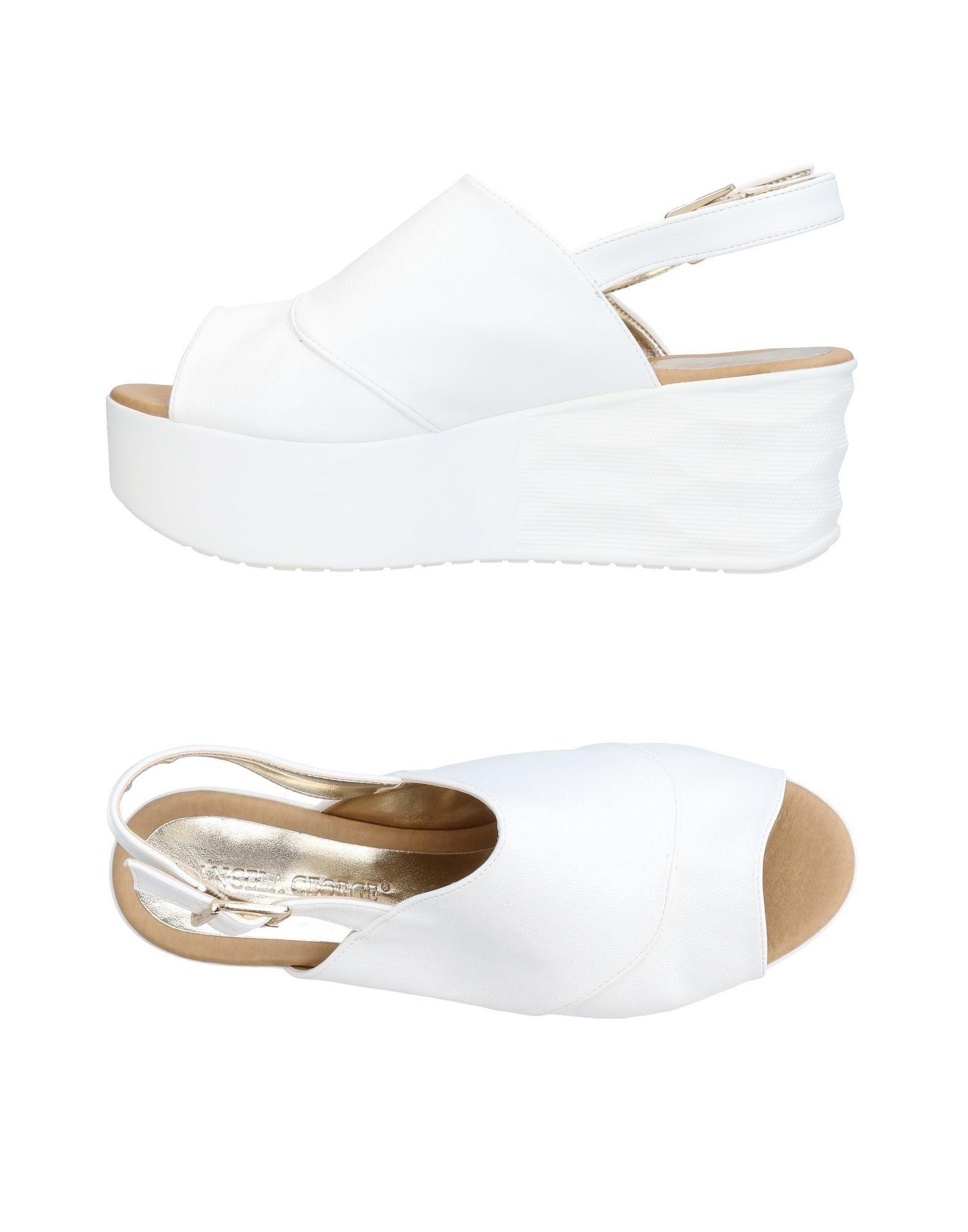 Angela George Sandalen Damen  Schuhe 11460170DI Gute Qualität beliebte Schuhe  0539cb