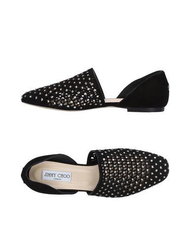 Los zapatos más mujeres populares para hombres y mujeres más Mocasín Jimmy Choo Mujer - Mocasines Jimmy Choo - 11460198XD Negro 393748