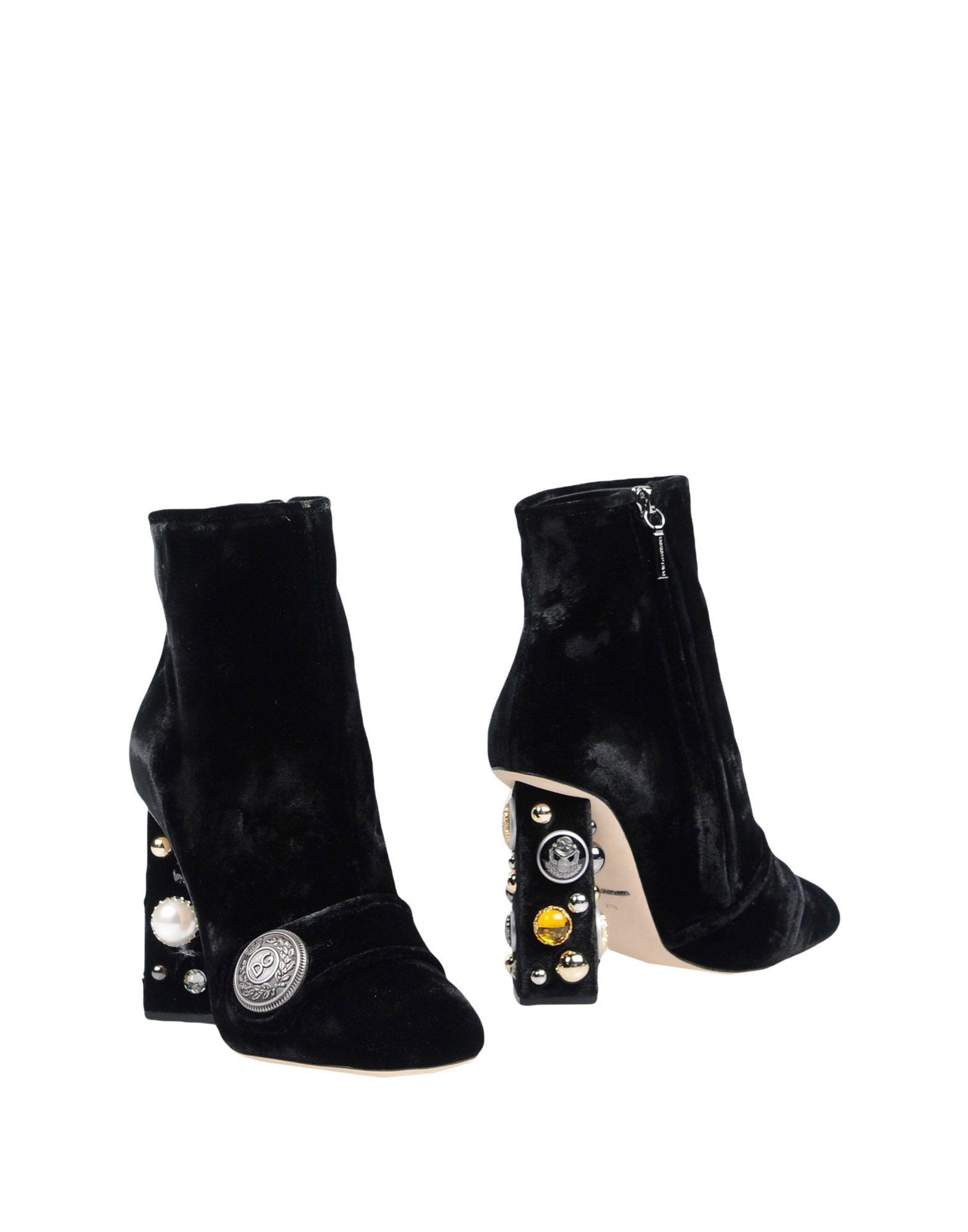 Bottine Dolce & Gabbana Femme - Bottines Dolce & Gabbana sur