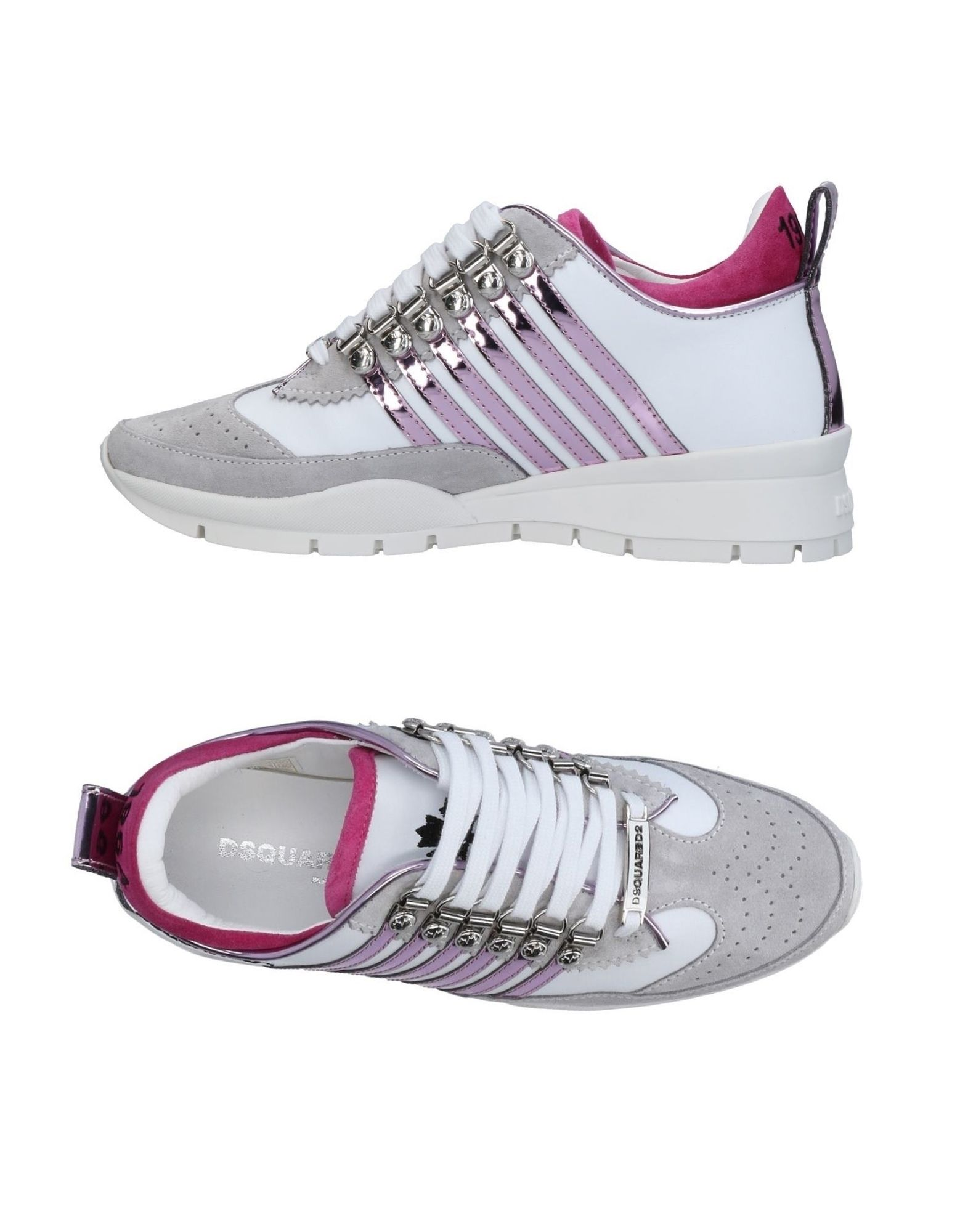 Dsquared2 Sneakers - Women Dsquared2 Sneakers - online on  Australia - Sneakers 11460223JO 8bd7ea