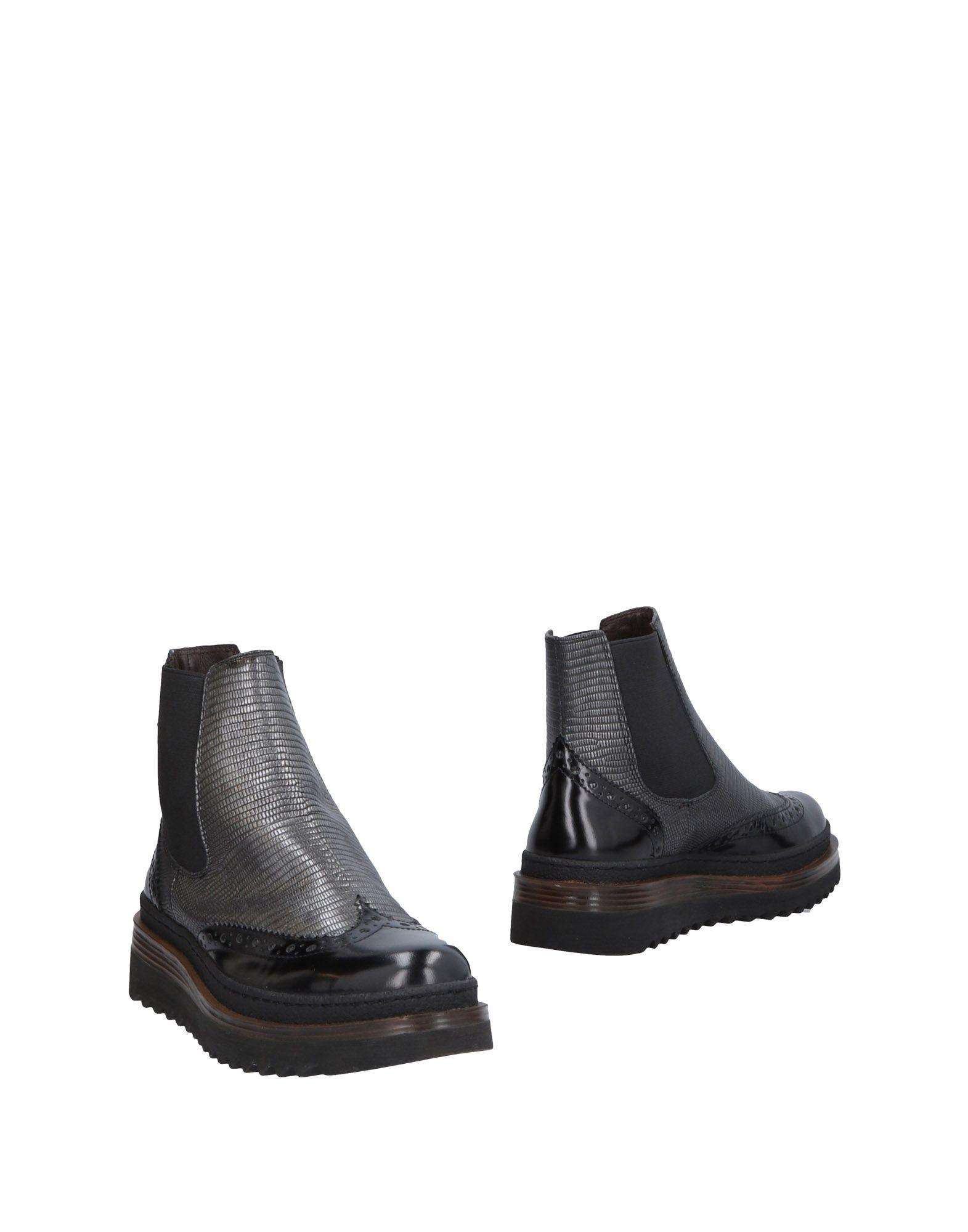 Gut um billige Schuhe zu Damen tragenElvio Zanon Chelsea Stiefel Damen zu  11460226LX feea3a