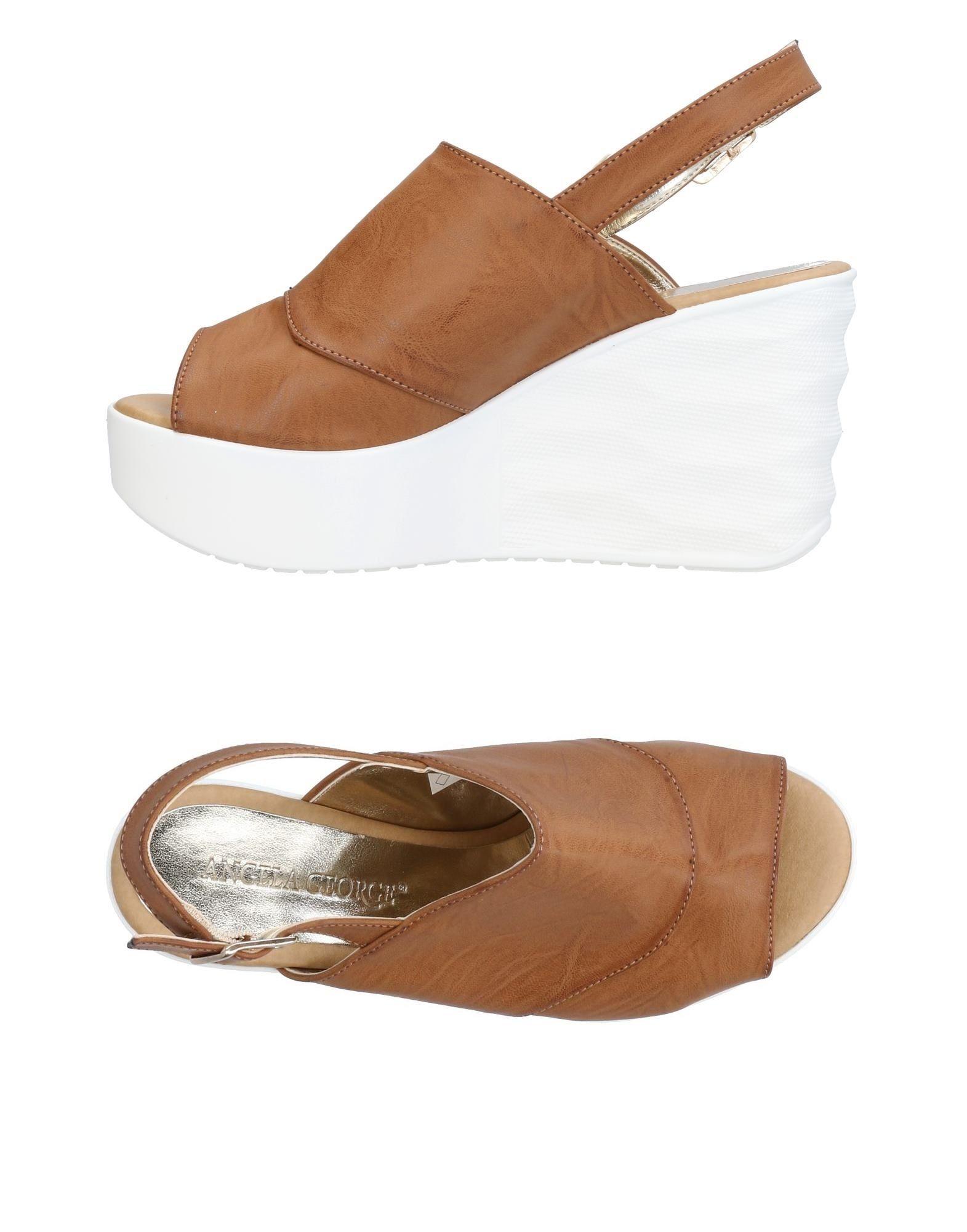 Angela George Sandalen Damen  11460235CP Neue Schuhe
