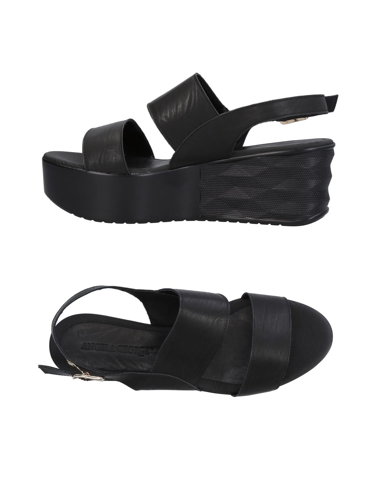 Angela Angela George Sandals - Women Angela Angela George Sandals online on  United Kingdom - 11460242WM ee17bf