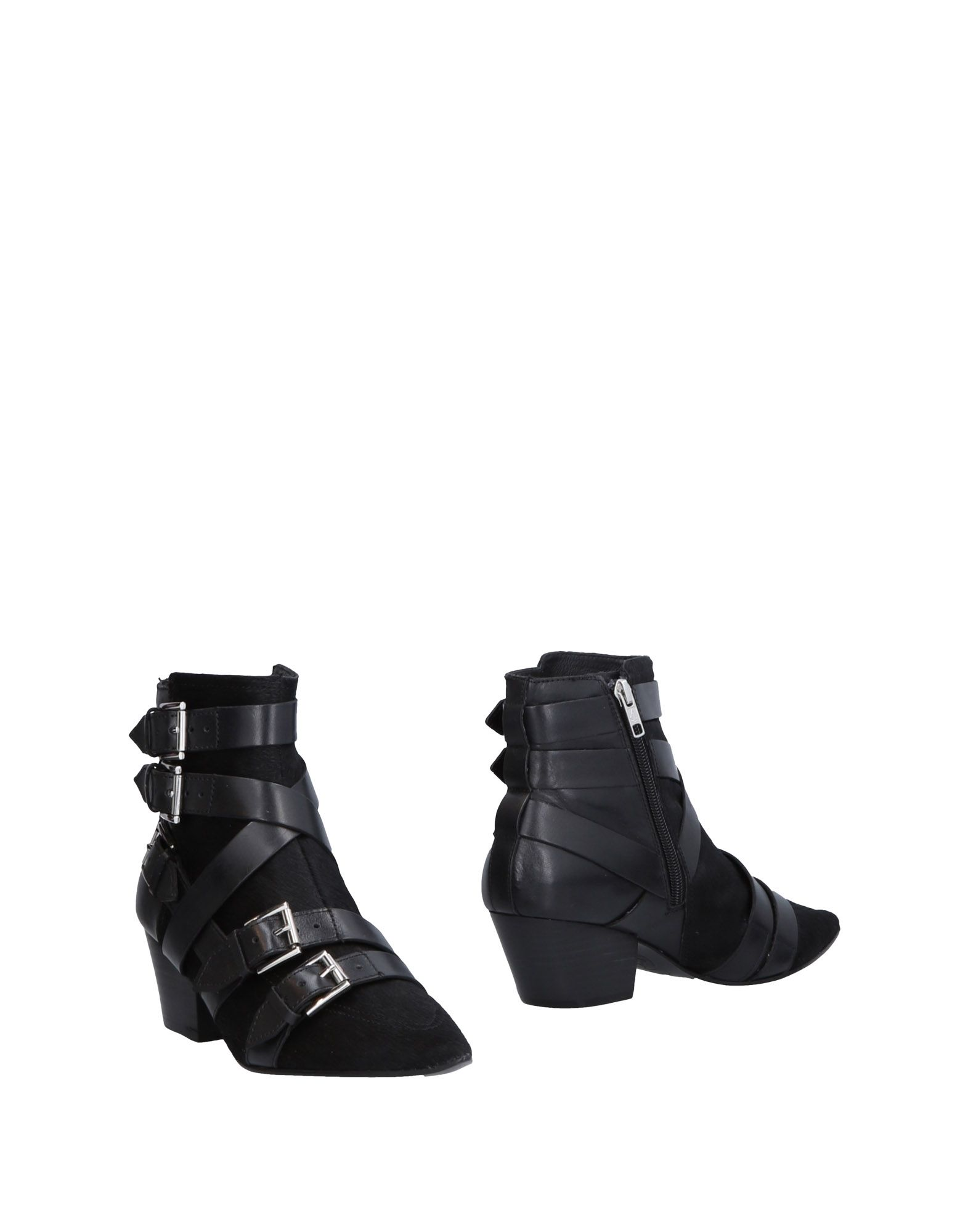 Bottine Ash Femme - Bottines Ash Noir Confortable et belle