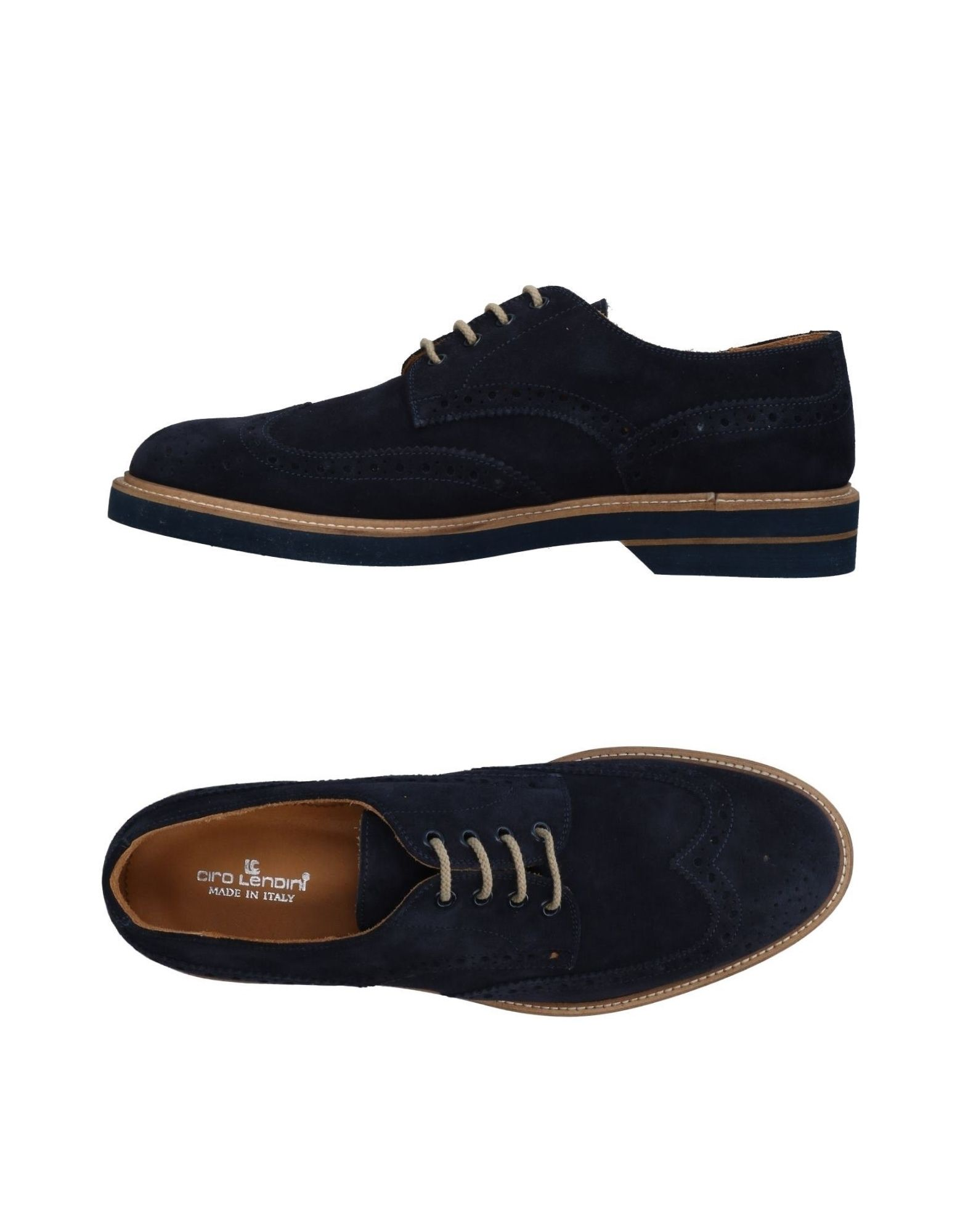 Rabatt Schuhe echte Schuhe Rabatt Ciro Lendini Schnürschuhe Herren  11460263SF 2e302e