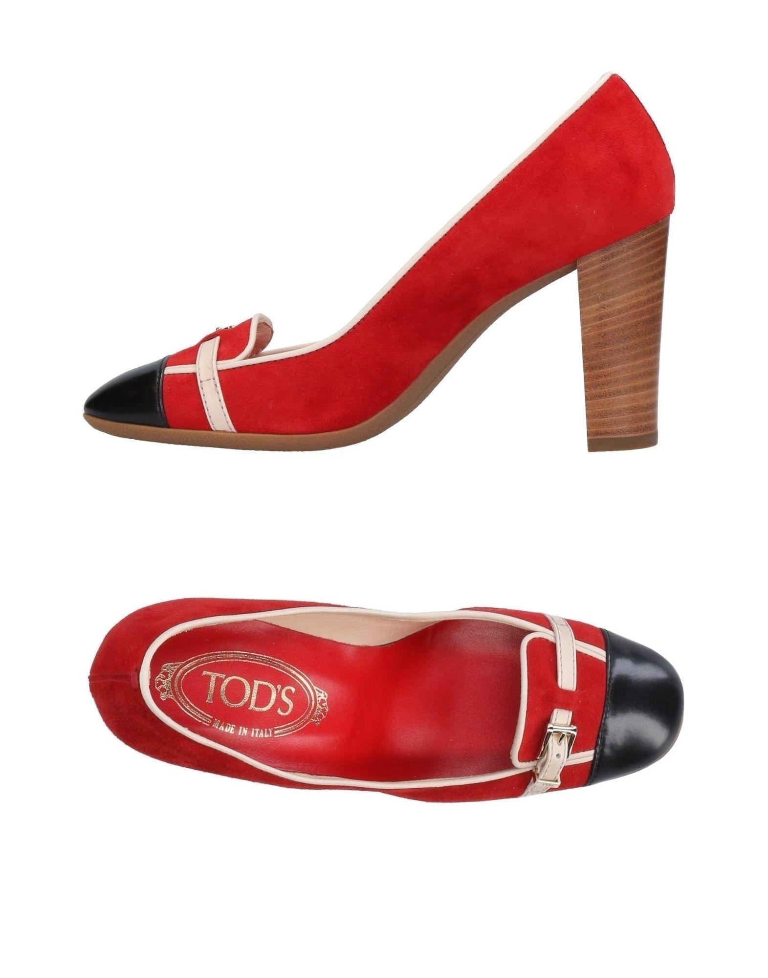 Moda Mocassino Tod's Donna - 11460315KI