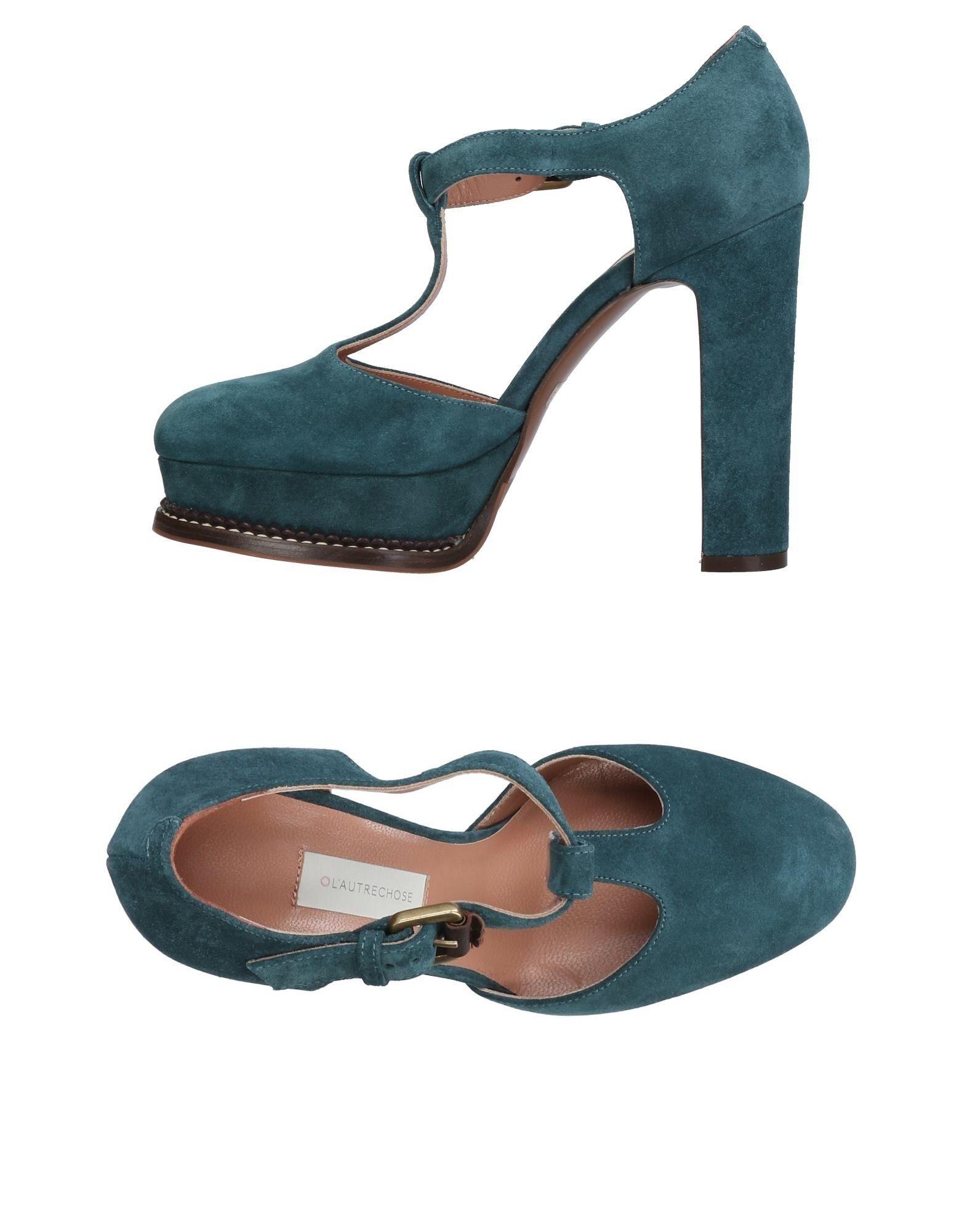 Stilvolle billige Schuhe L' Autre Chose Pumps Damen  11460355JK