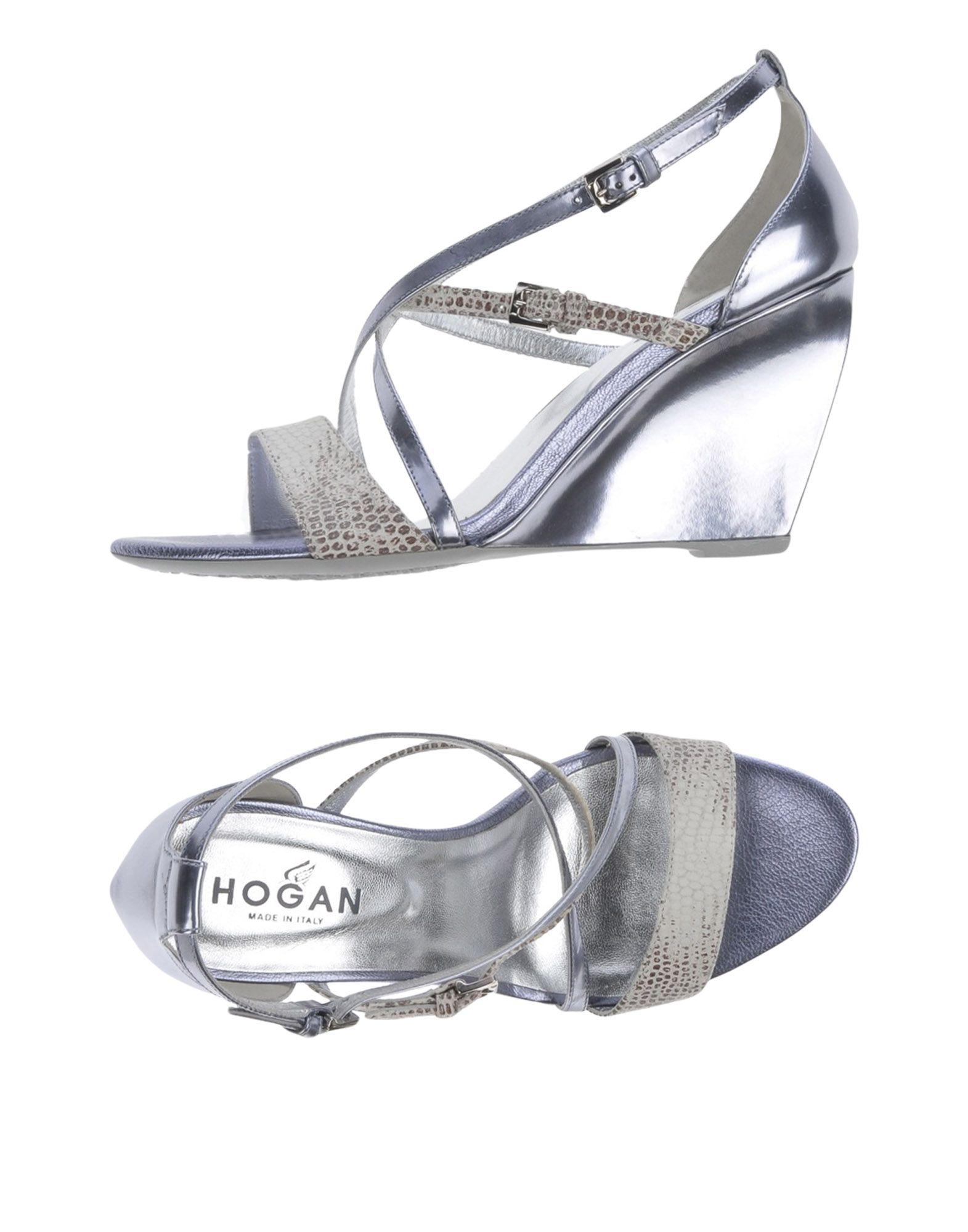 Stilvolle Hogan billige Schuhe Hogan Stilvolle Sandalen Damen  11460356RO bea3c1