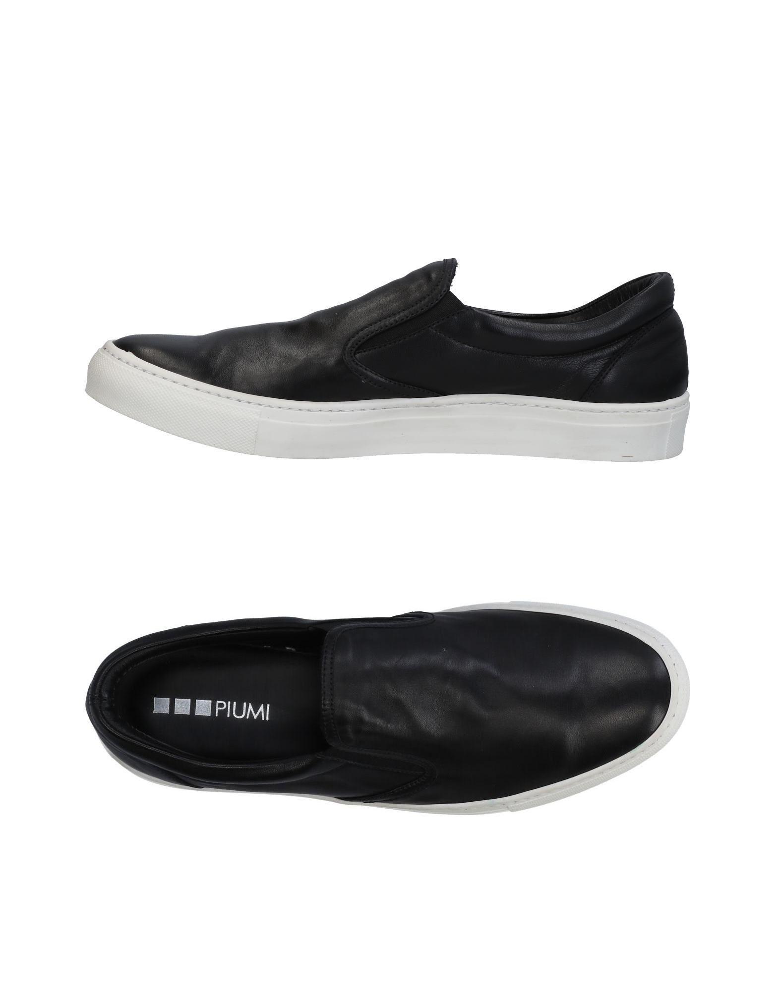 Rabatt echte Schuhe Piumi Sneakers Herren  11460367QE