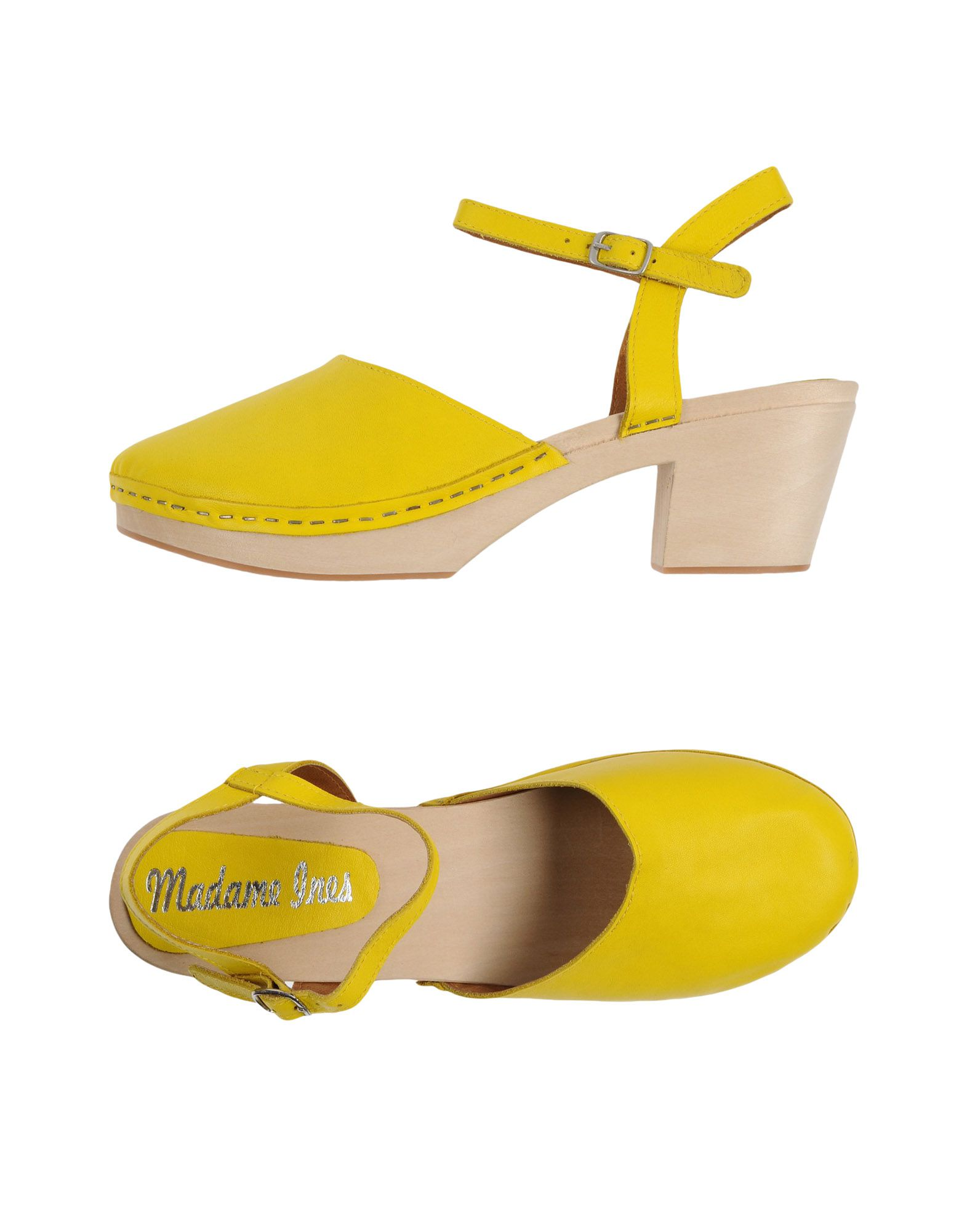 Mule Madame Ines Donna - 11460374EQ