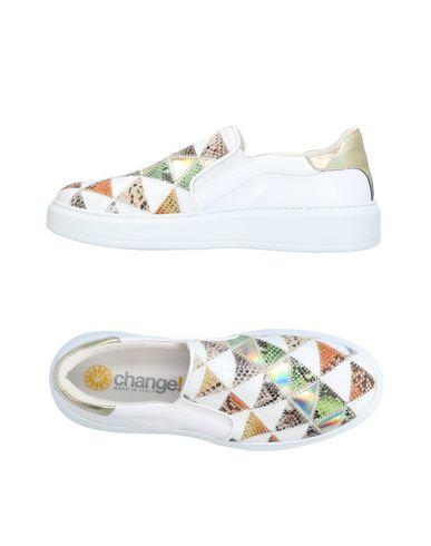 Zapatos de hombres y mujeres de moda casual Zapatillas Change Mujer - Zapatillas Change - 11460394SL Blanco