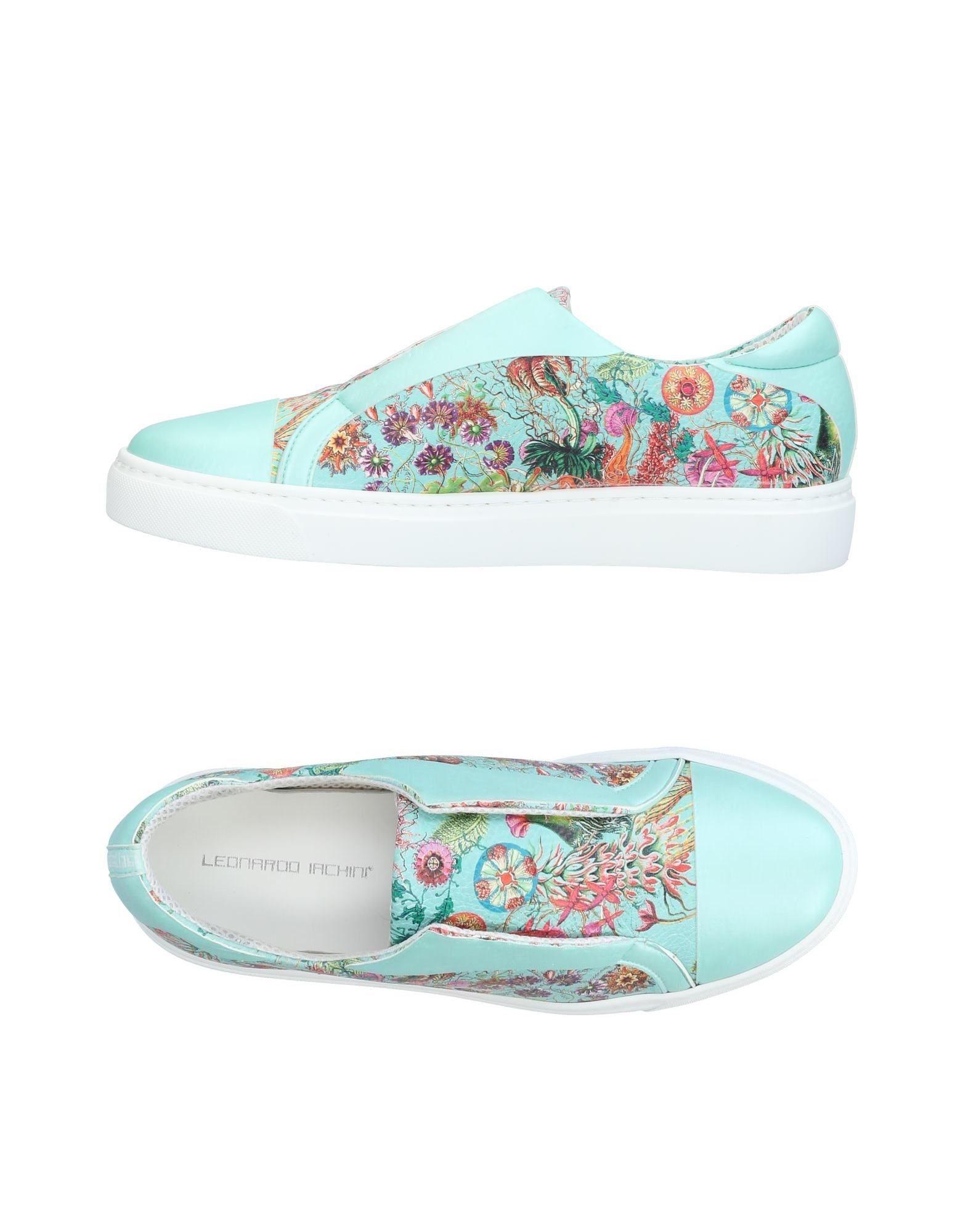 Leonardo Iachini Sneakers Damen  11460511XJ Gute Qualität beliebte Schuhe