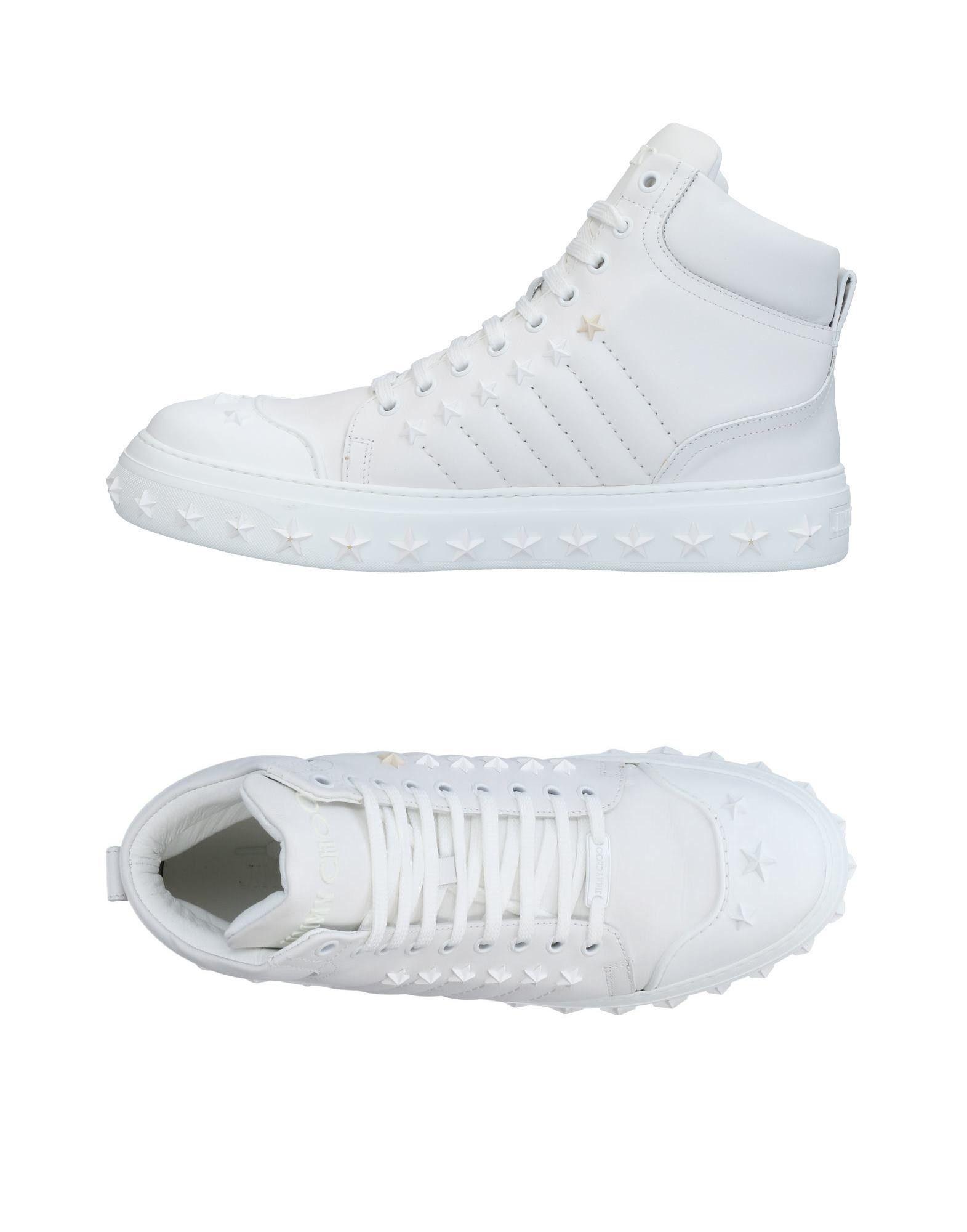Sneakers Jimmy Choo Uomo - 11460521XS