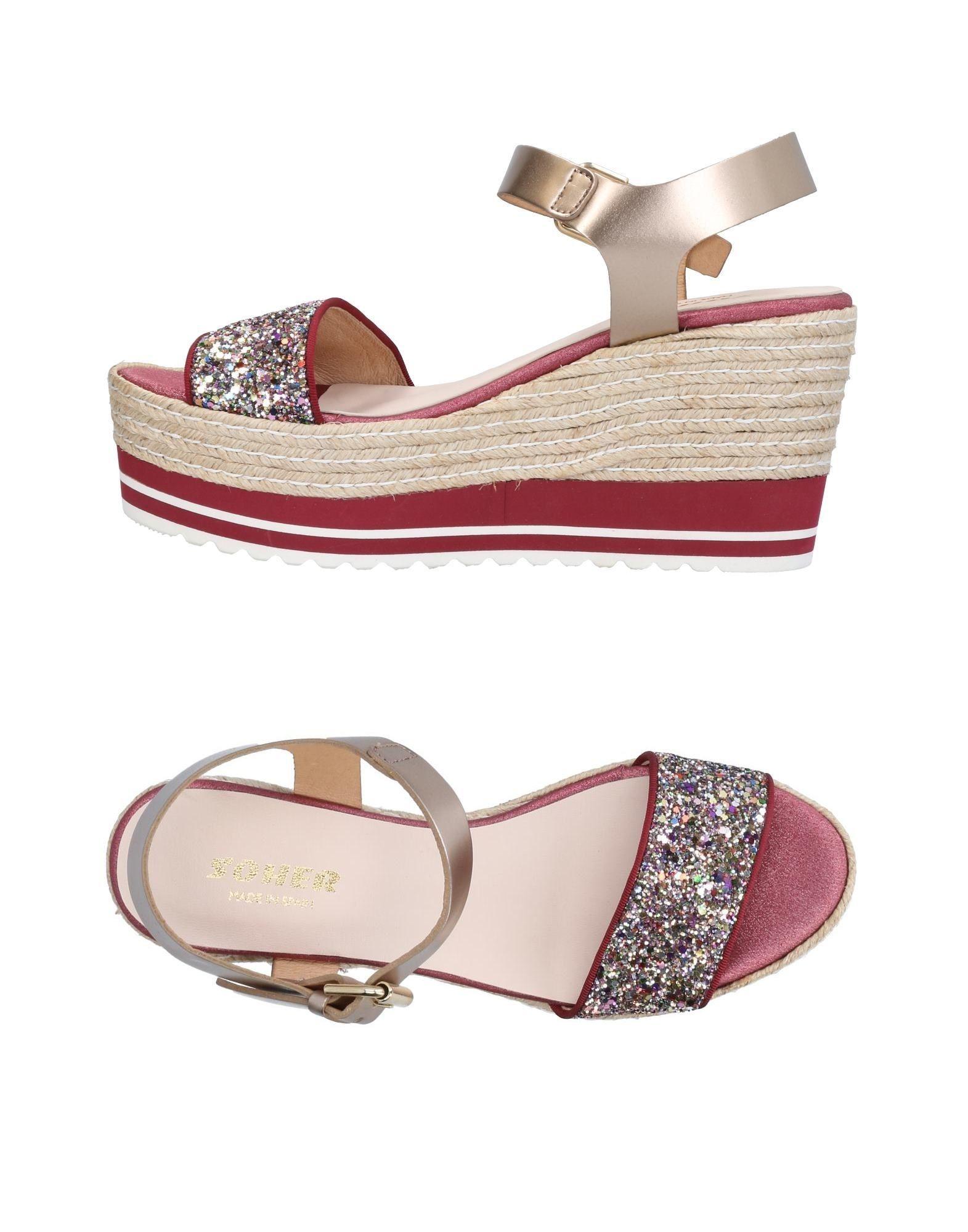 Soher Sandalen Damen  11460525BR Gute Qualität beliebte Schuhe