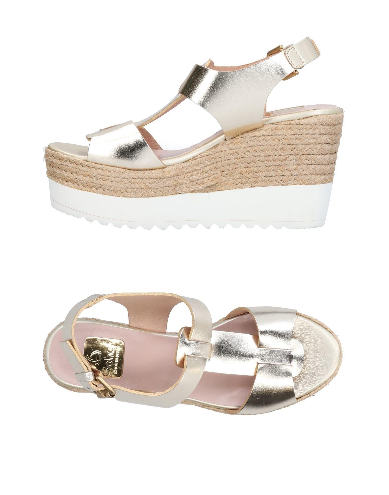 Soher Sandalen Damen  11460529GJ Gute Qualität beliebte Schuhe